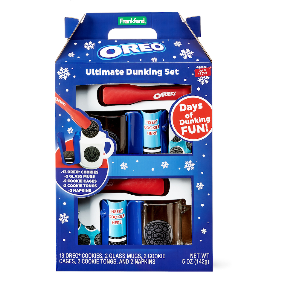 The Oreo Ultimate Dunking Kit Provides Everything but the Milk