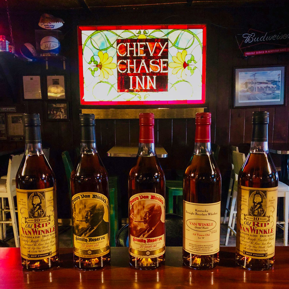 This Kentucky Bar Will Sell Its Stash of Pappy Van Winkle Bourbon at Cost