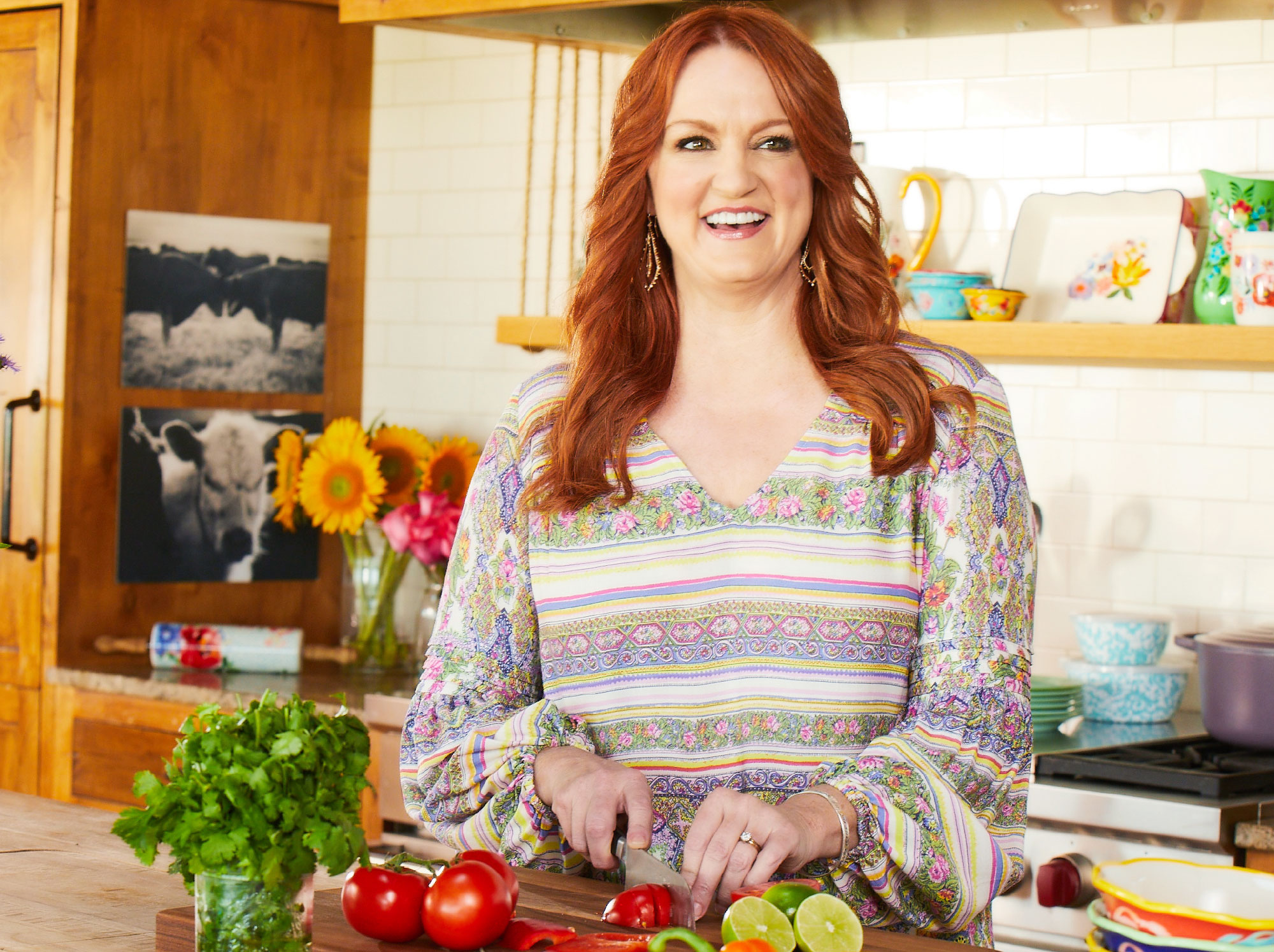 Ree Drummond Launches Comfort Food at Walmart