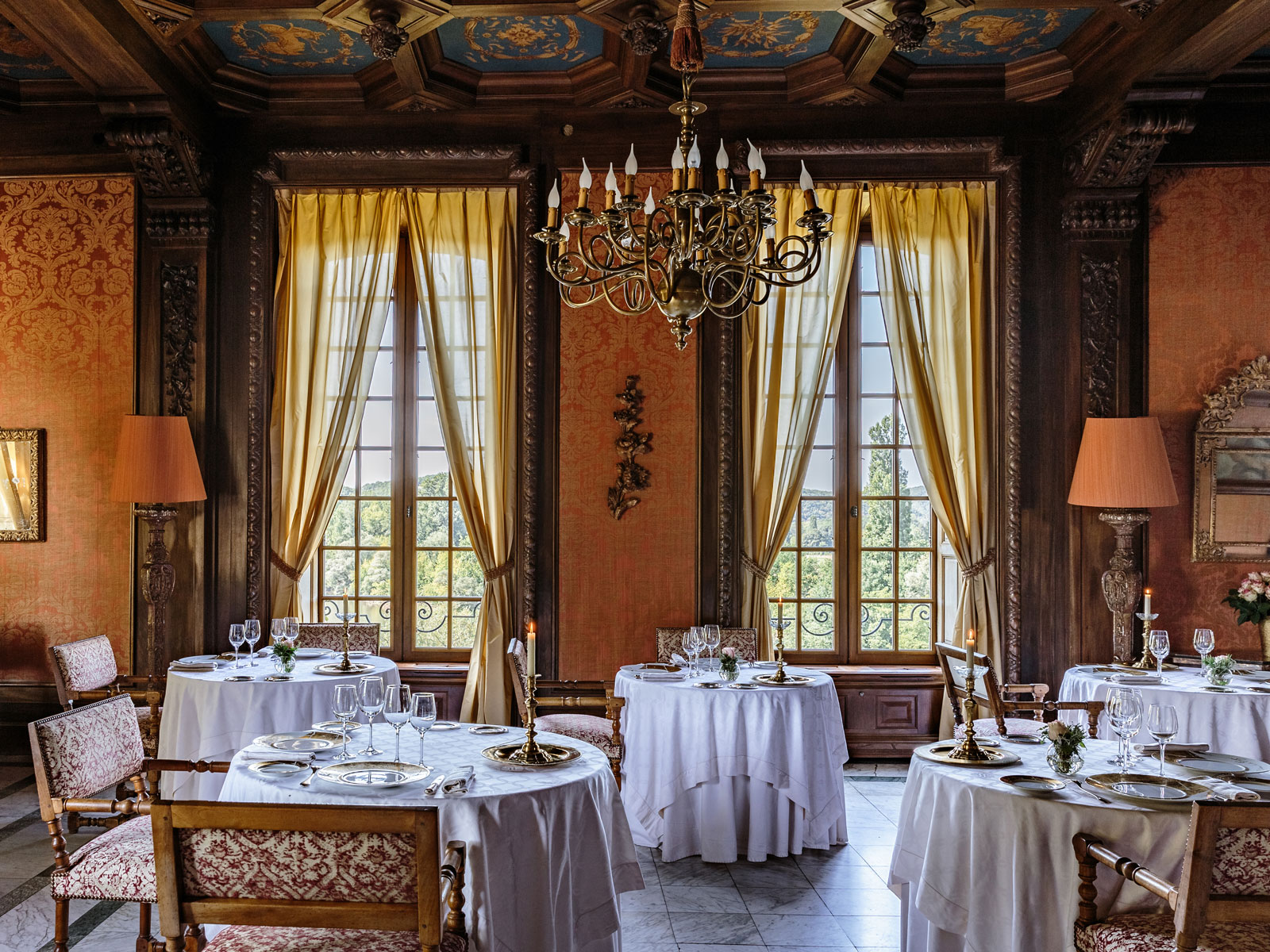 How This Dordogne Castle and Restaurant Models the Future of Relais & Châteaux