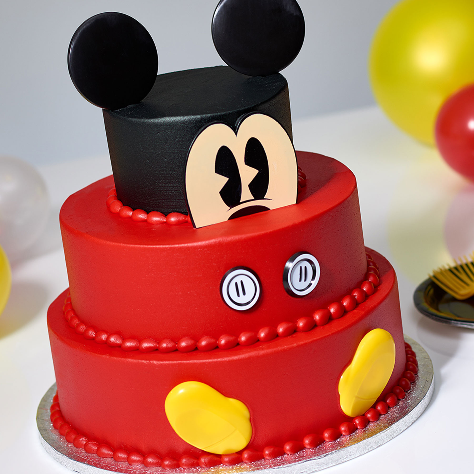 Sam's Club Is Selling 3-Tier Mickey Mouse Cakes for the Character's 90th Birthday