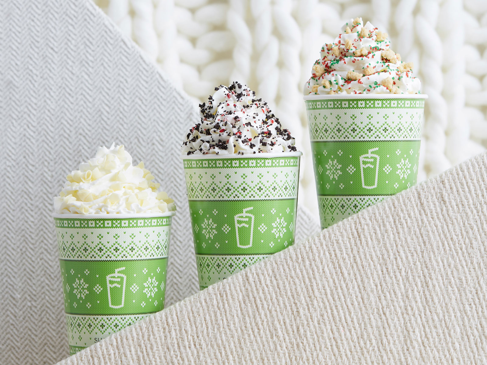 Shake Shack Releases Two New Holiday Shakes