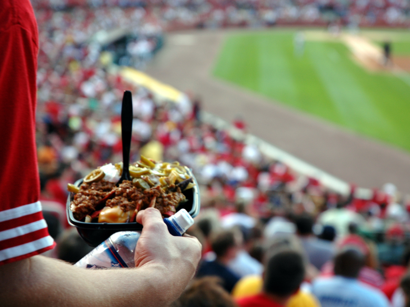 'Official Football Stadium Food Tester' Is a Thing You Can Do Now
