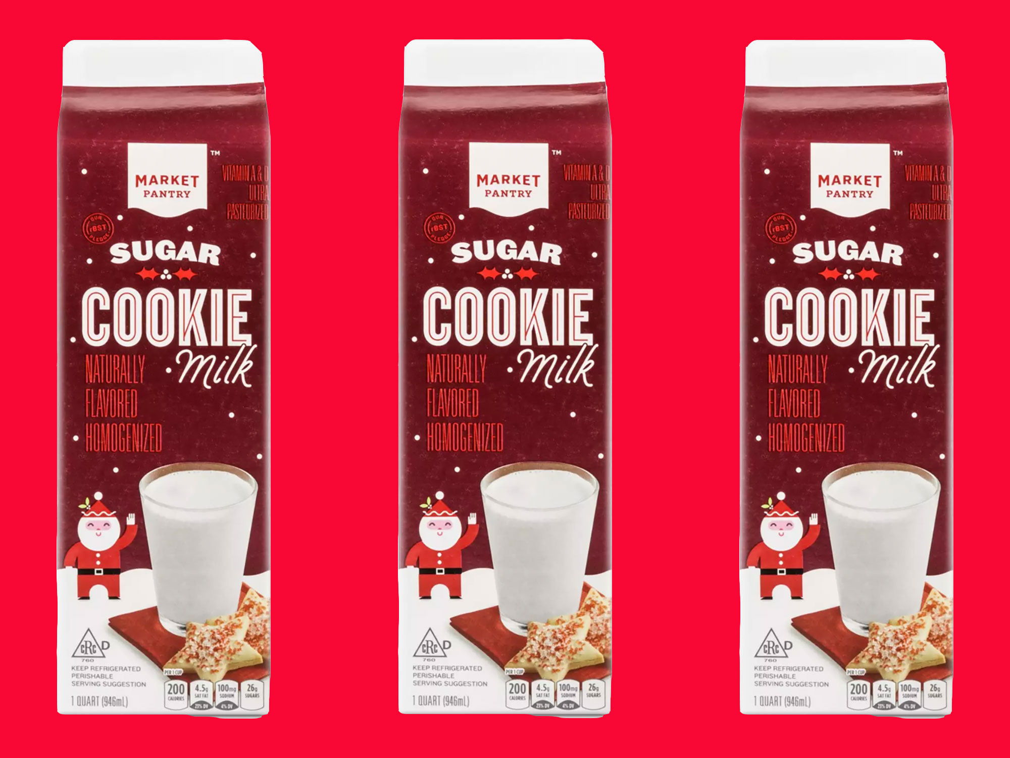 'Sugar Cookie Milk' Is Available at Target