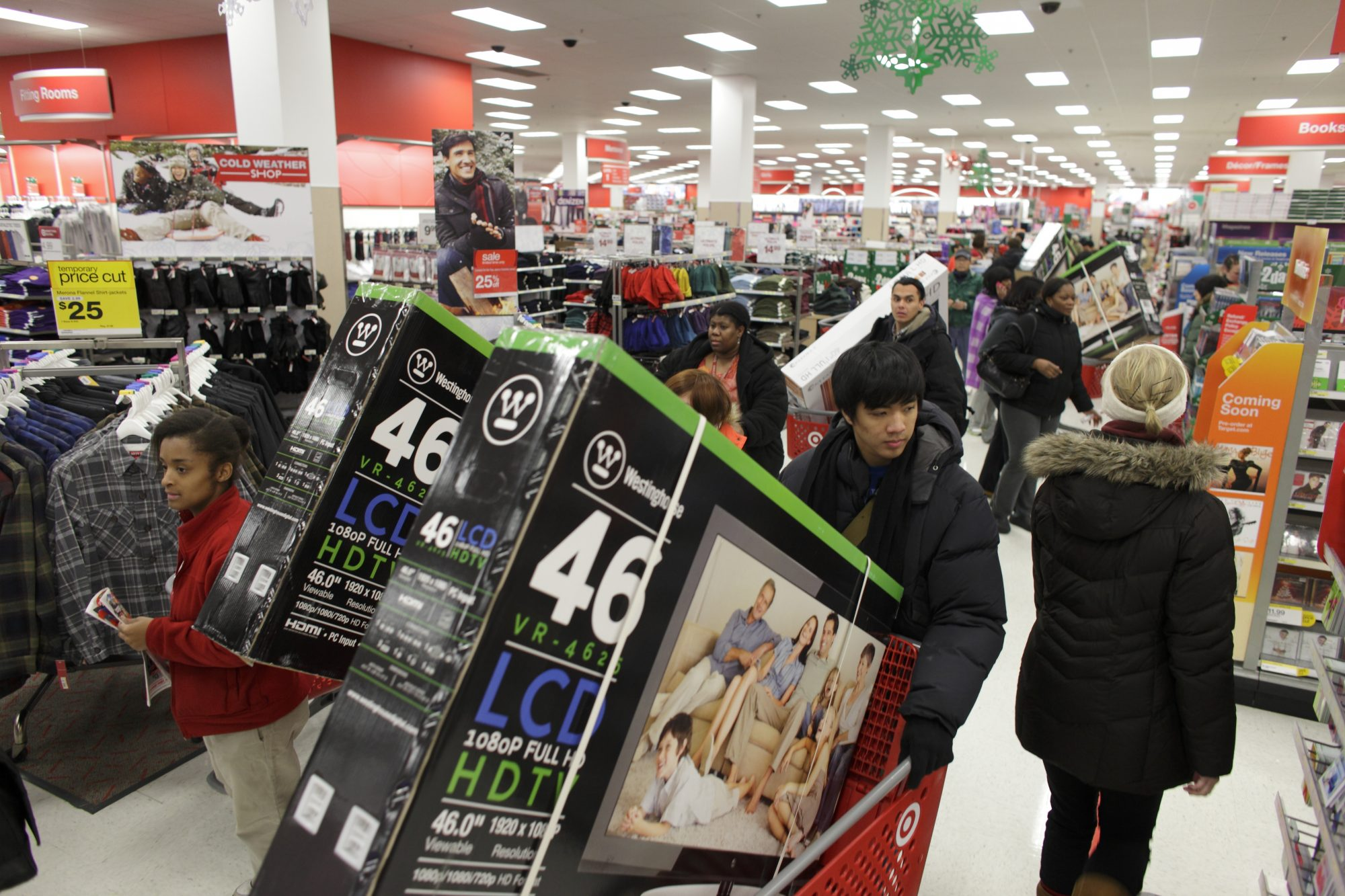 Why Wait for Black Friday? Target and Walmart Just Launched Massive Holiday Sales