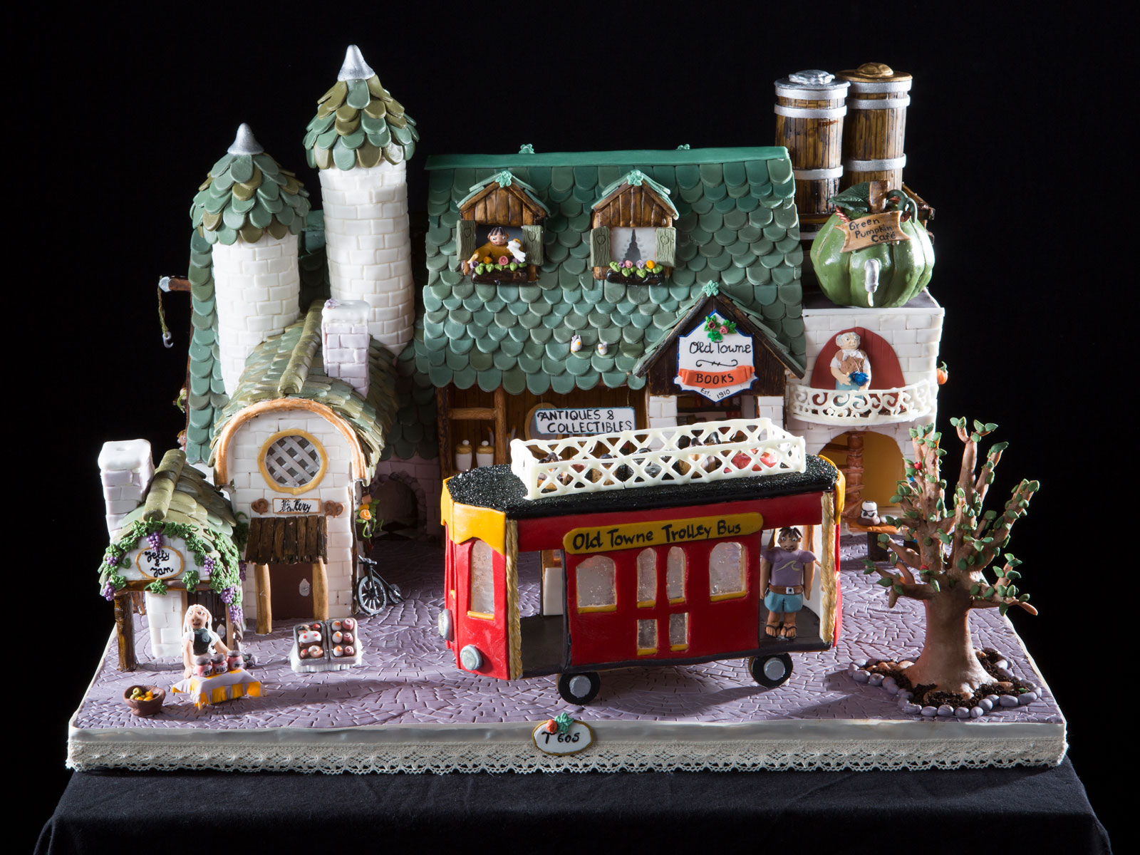 National Gingerbread House Competition Teen 1st Place