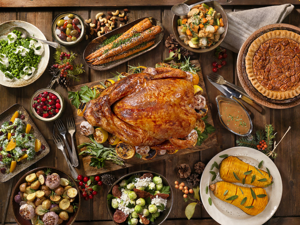 6 Food Stylist Secrets for Gorgeous Thanksgiving Food