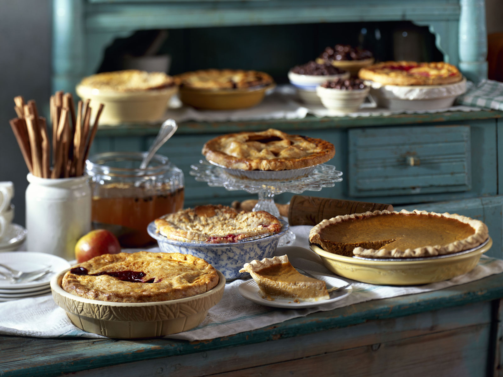 The Most Popular Thanksgiving Pie in Every Corner of the Country