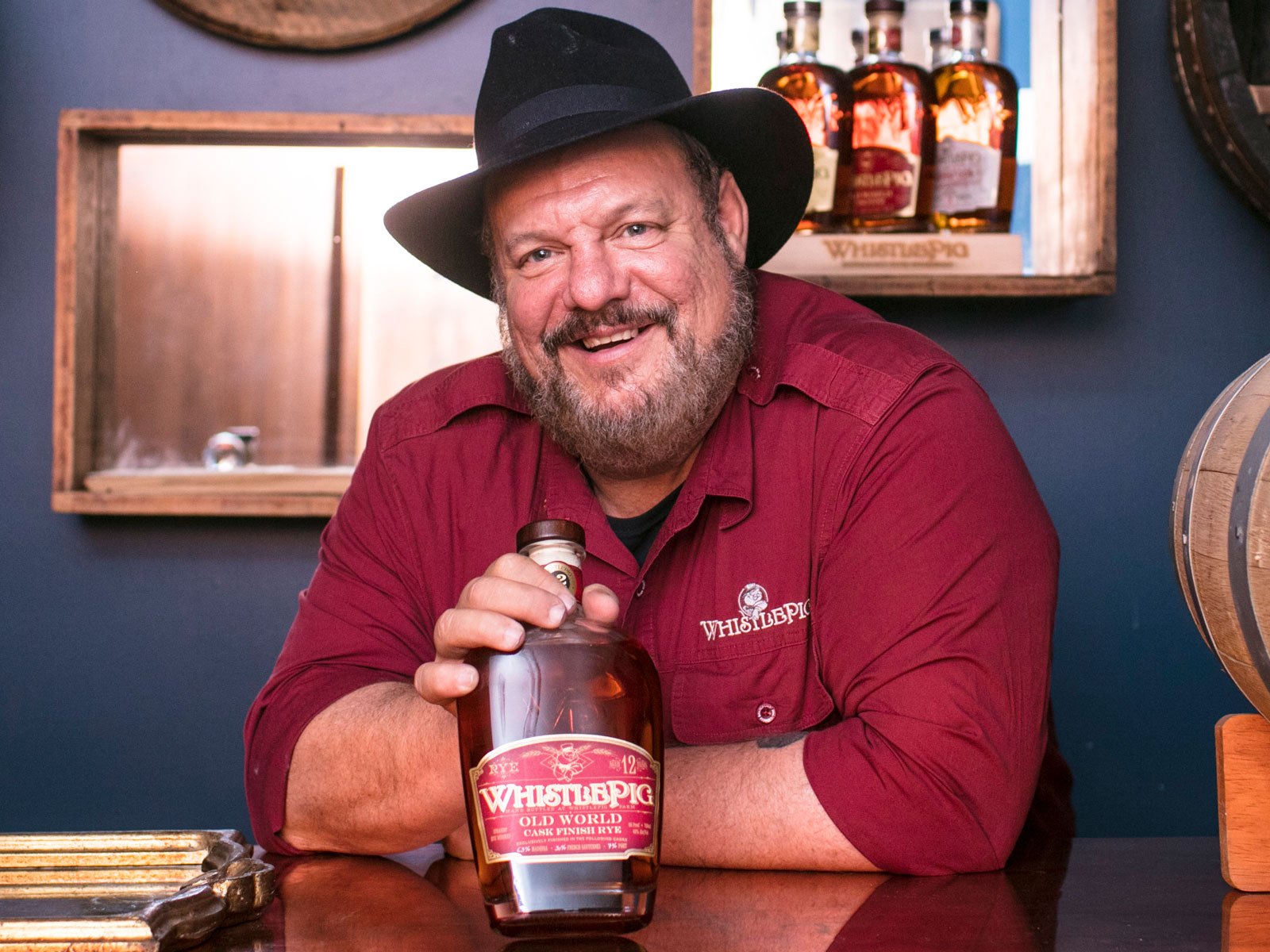 Legendary Distiller Dave Pickerell Has Passed Away