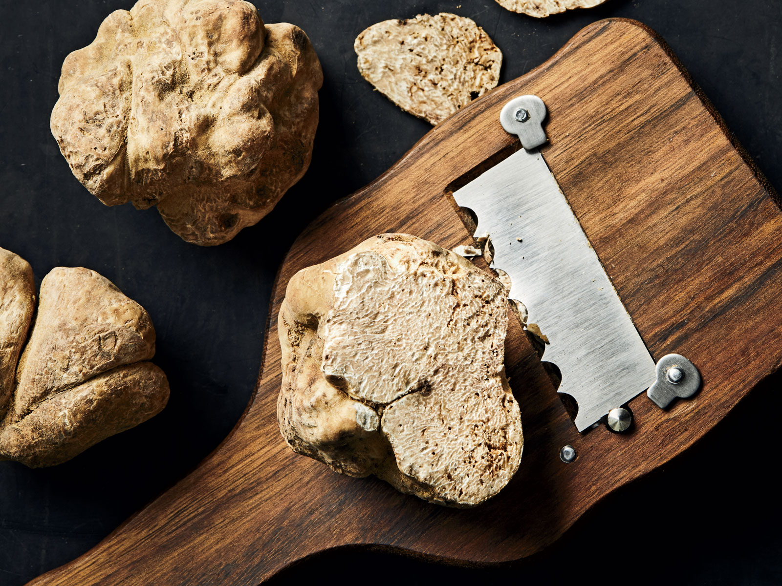 How White Truffle Season Marks the Most Wonderful Time of the Year