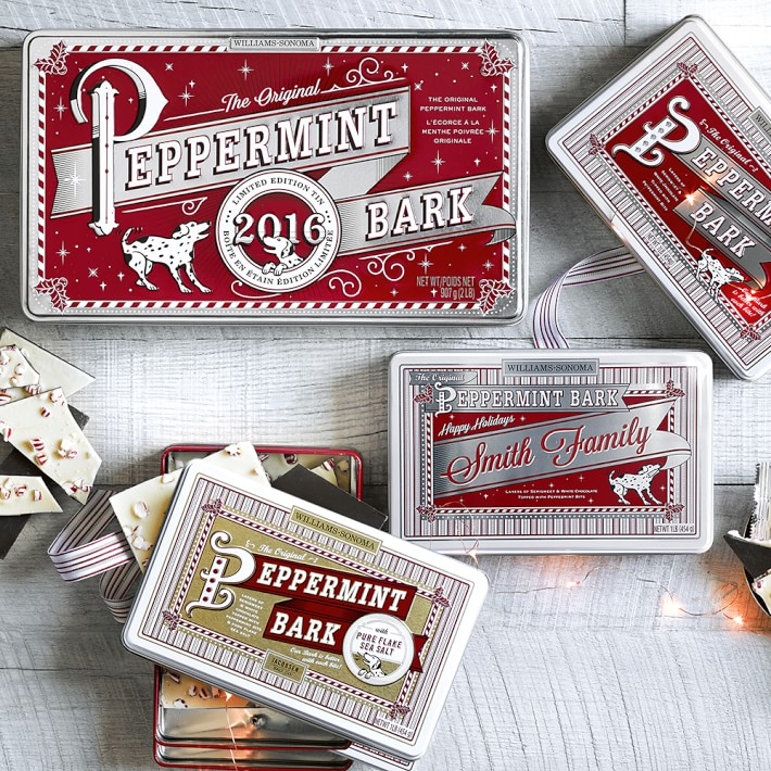 Personalized Peppermint Bark
