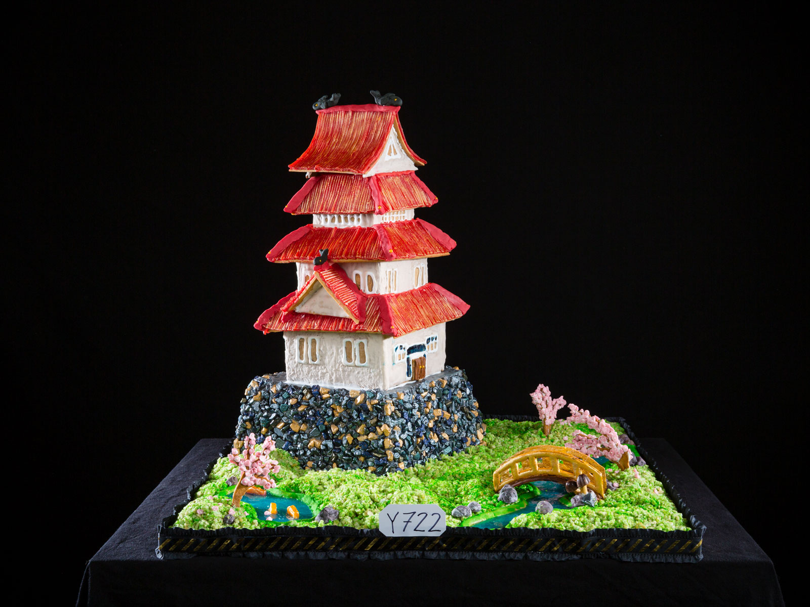 National Gingerbread House Competition Youth 1st Place