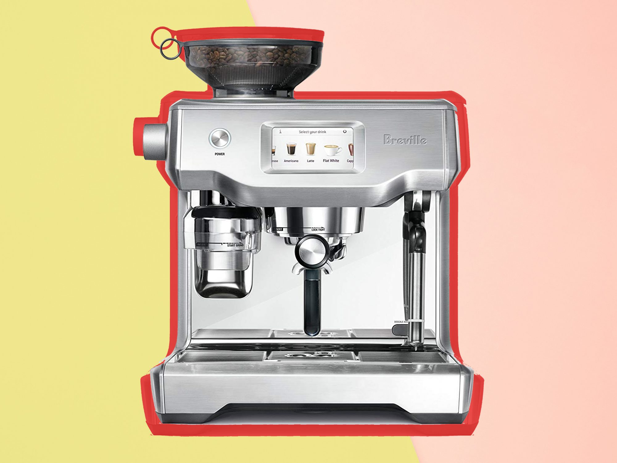 This Is the One Espresso Machine to Top Them All