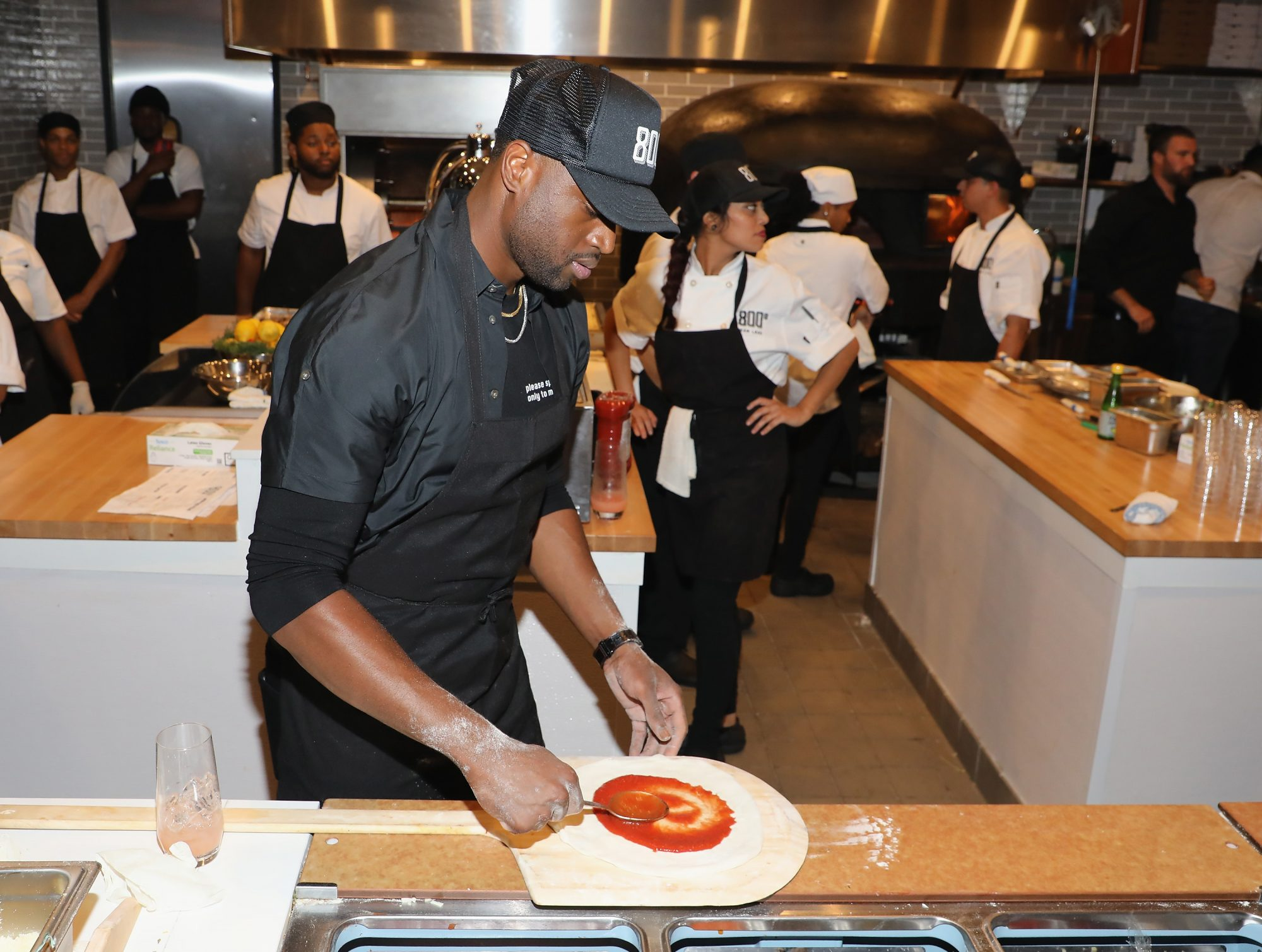 Dwyane Wade Opens Up About Post-Basketball Life as a Restaurateur