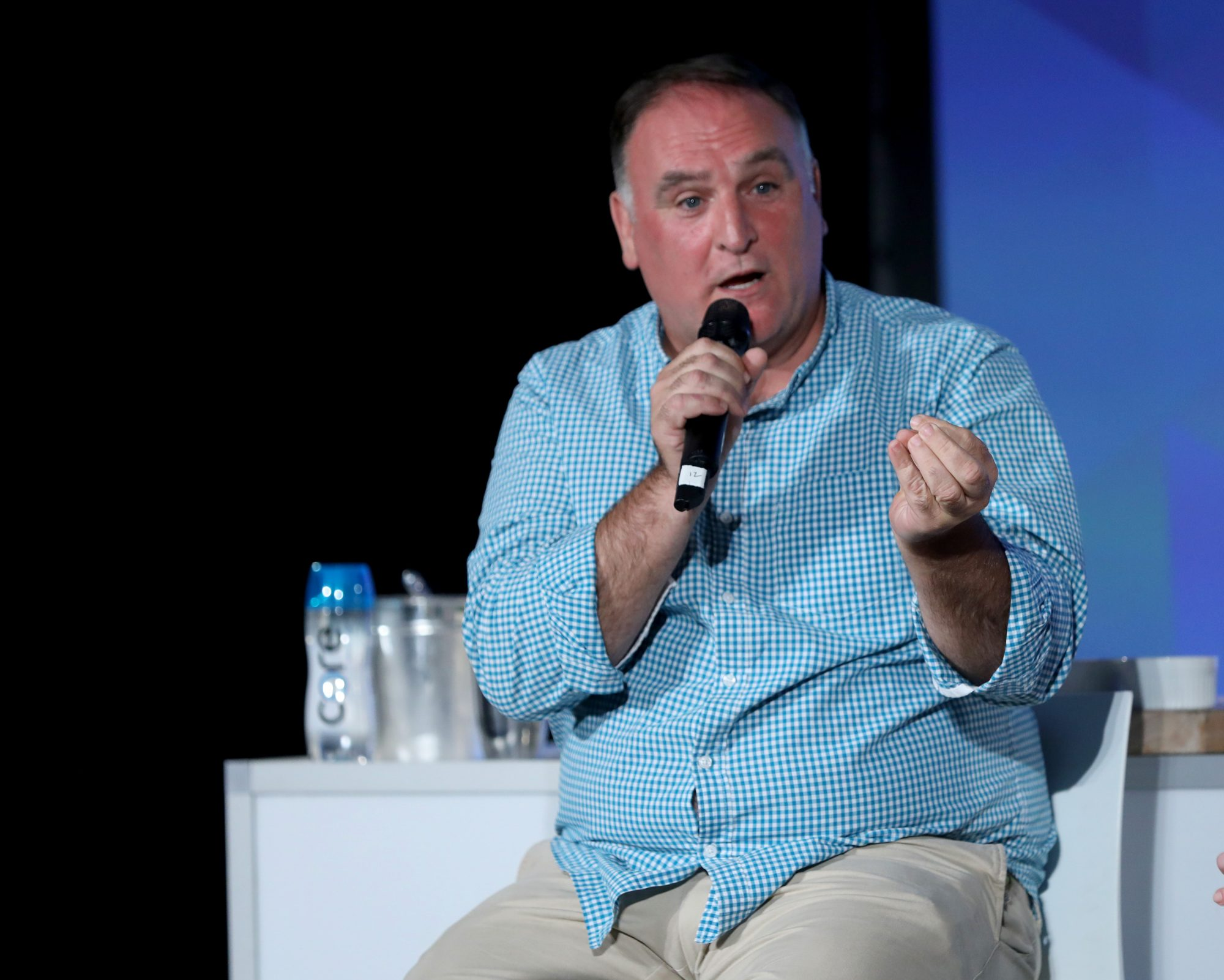 José Andrés Talks Puerto Rico Relief, Robots and the White House at SXSW