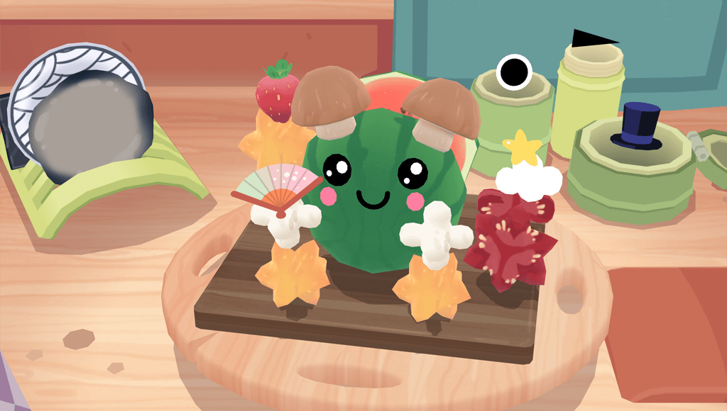 This Adorable Sushi-Making App Is the Midday Break You Need