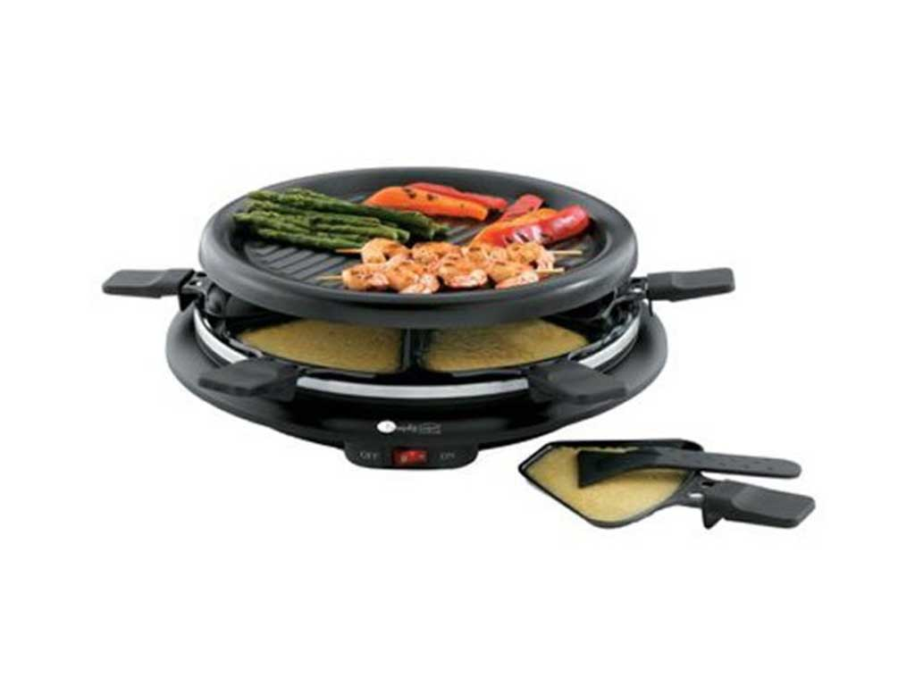 Salton TPG-315 6-Person Nonstick and Raclette