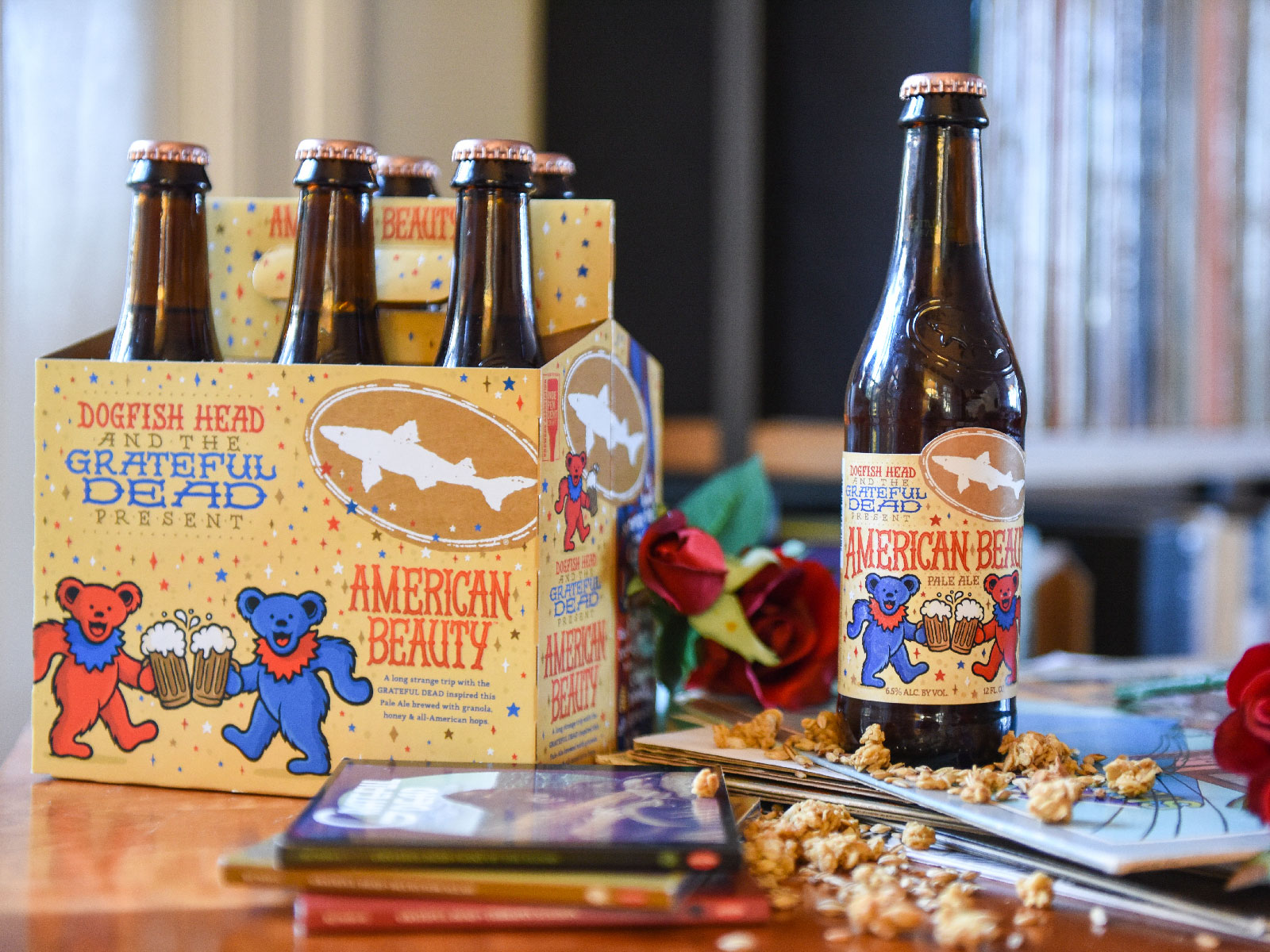 The Grateful Dead Are Returning — Or at Least Their Dogfish Head Beer Is