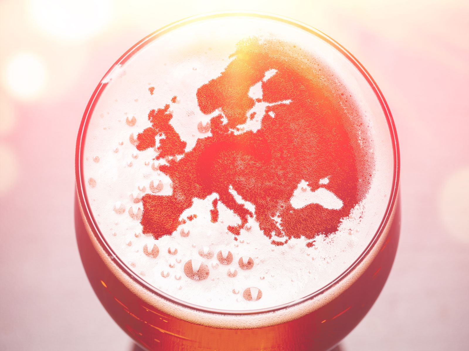 These Countries Produce the Most Beer in Europe