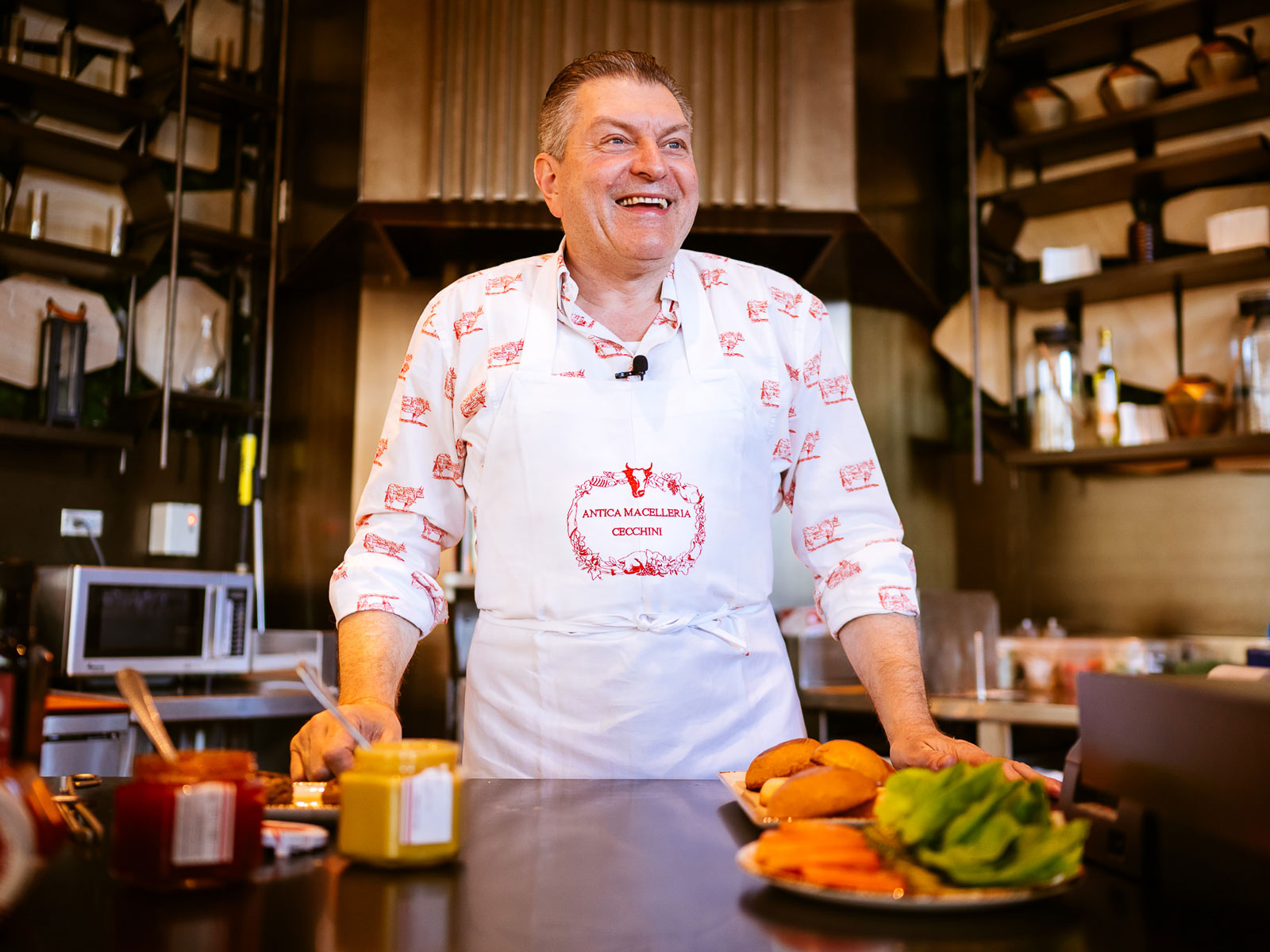 Legendary Italian Butcher Dario Cecchini Opens Steakhouse in The Bahamas