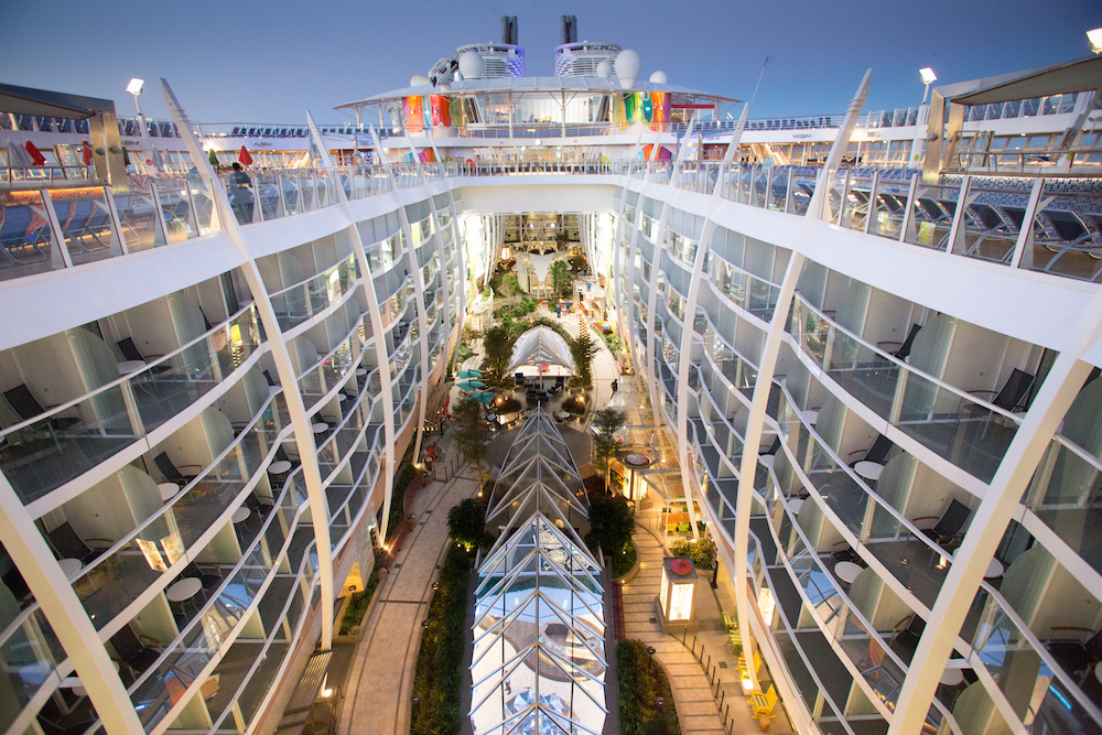 8 Delicious Reasons to Eat Your Way Through the World's Largest Cruise Ship