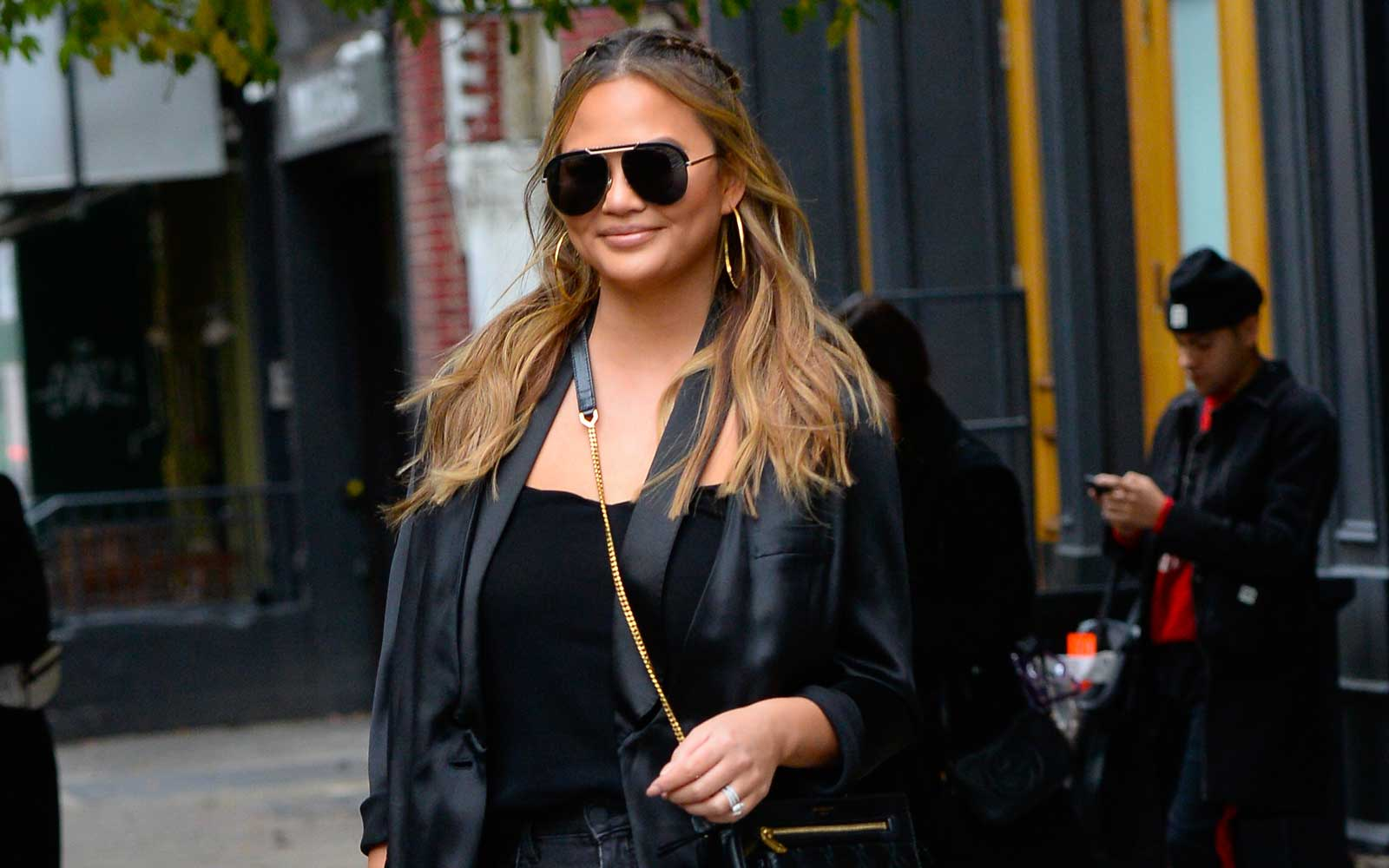 Did Chrissy Teigen Just Tweet Herself Into a Job As Delta's New In-flight Chef?