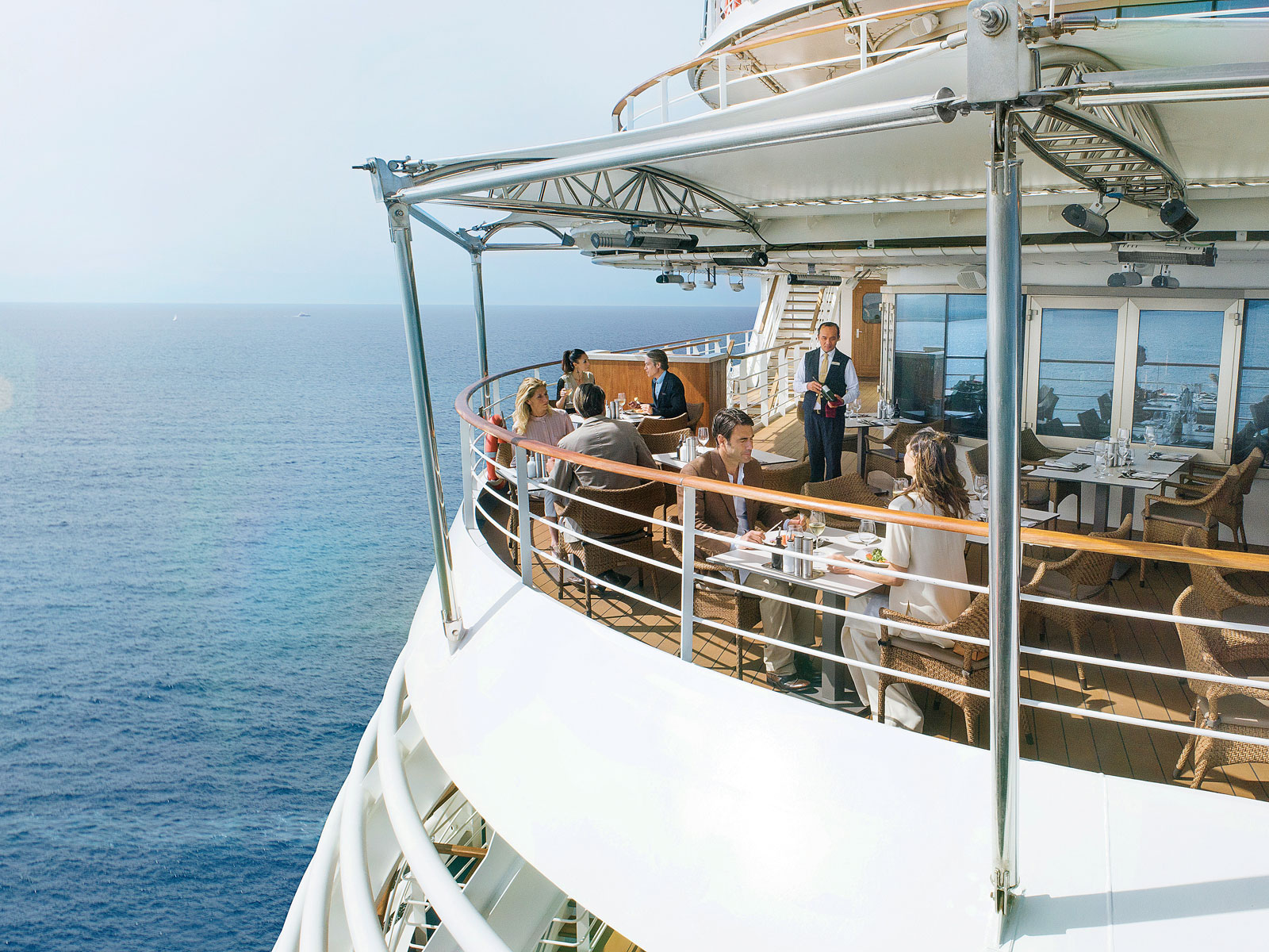 15 Culinary Reasons to Cruise