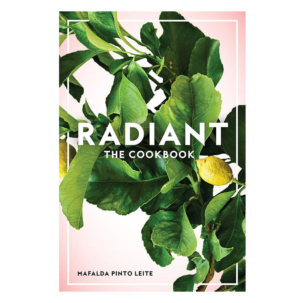 radiant plant-based cookbook