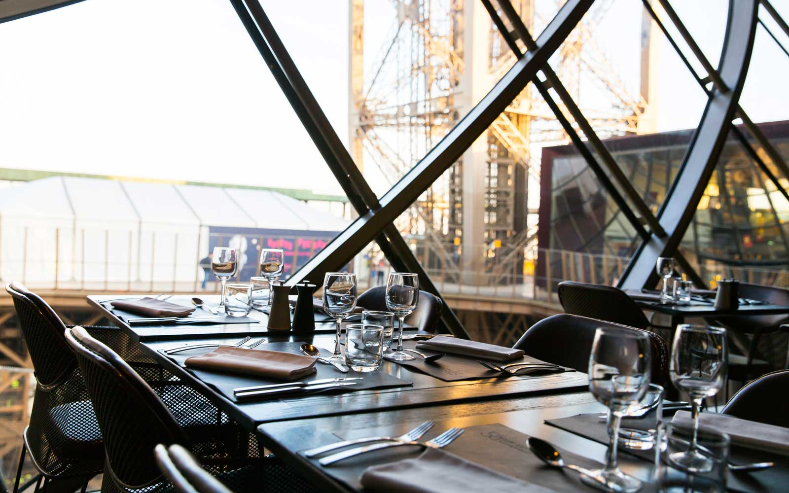 Here's How to Skip the Lines and Have a Gourmet Four-course Meal Inside the Eiffel Tower For Under $200
