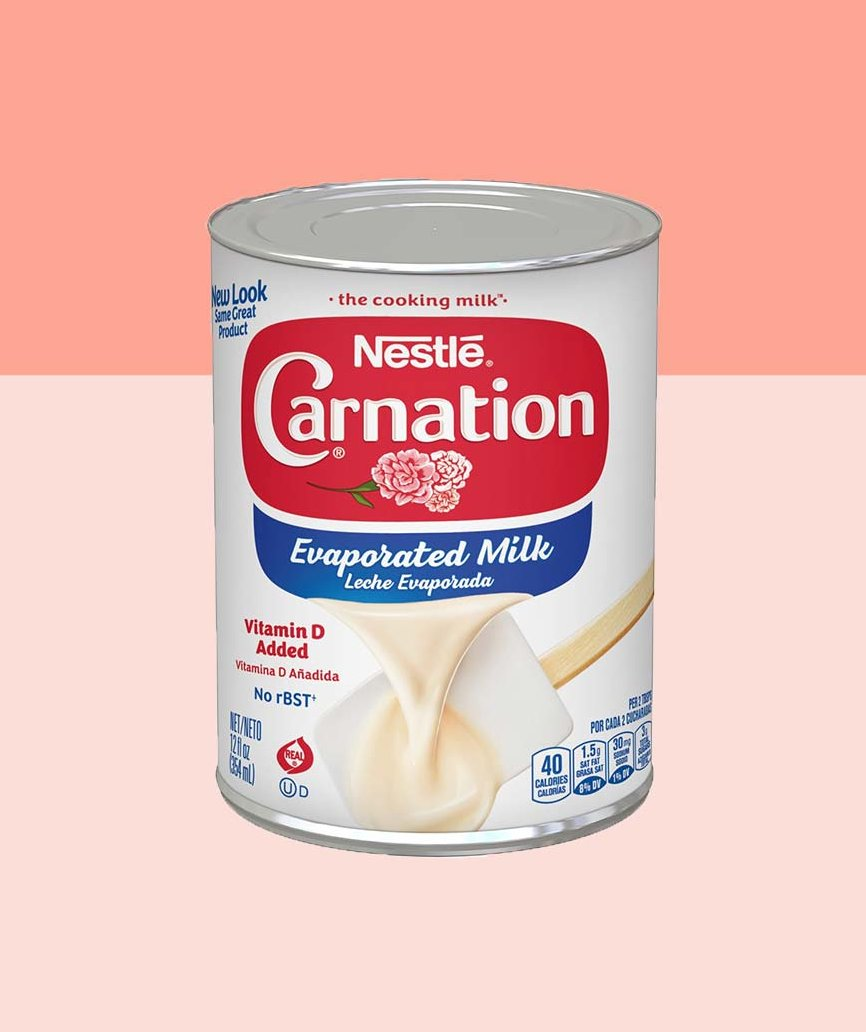 The Best Substitute for Evaporated Milk