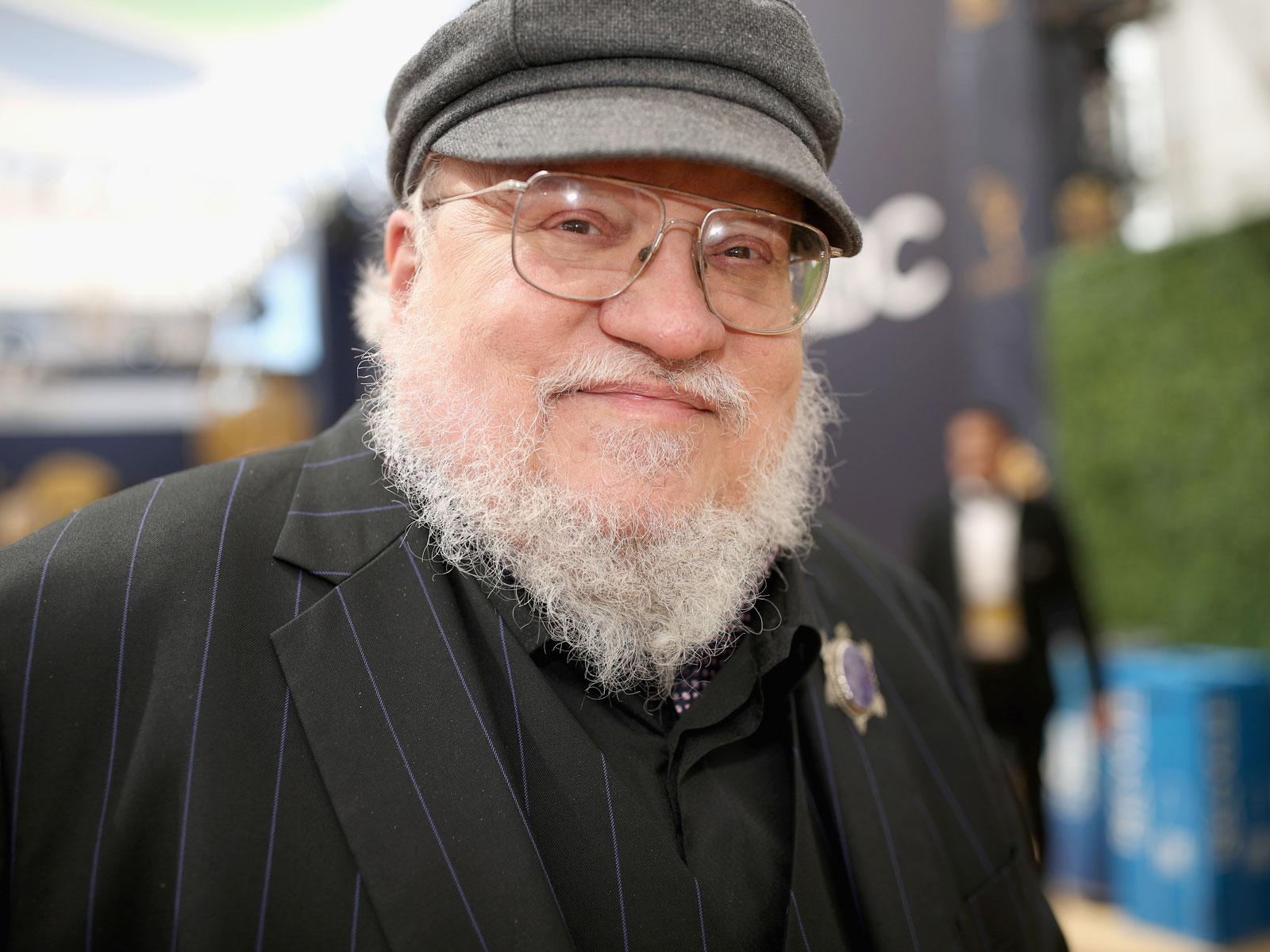 Watch George R.R. Martin's Guide to NYC Pizza