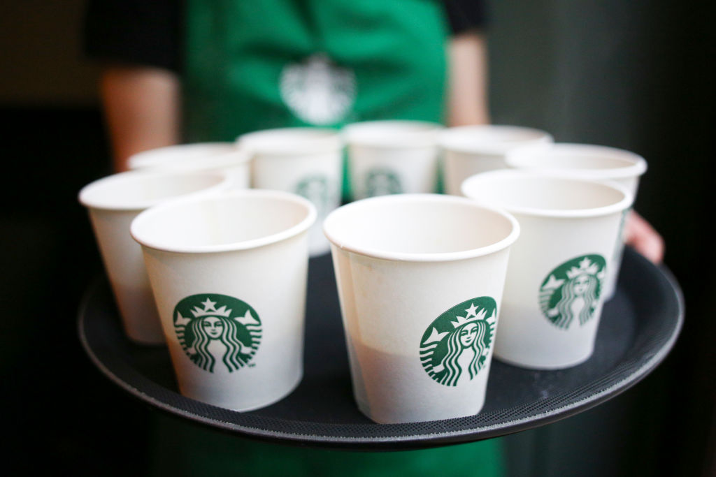 New StarBucks Coffee Opens in Krakow