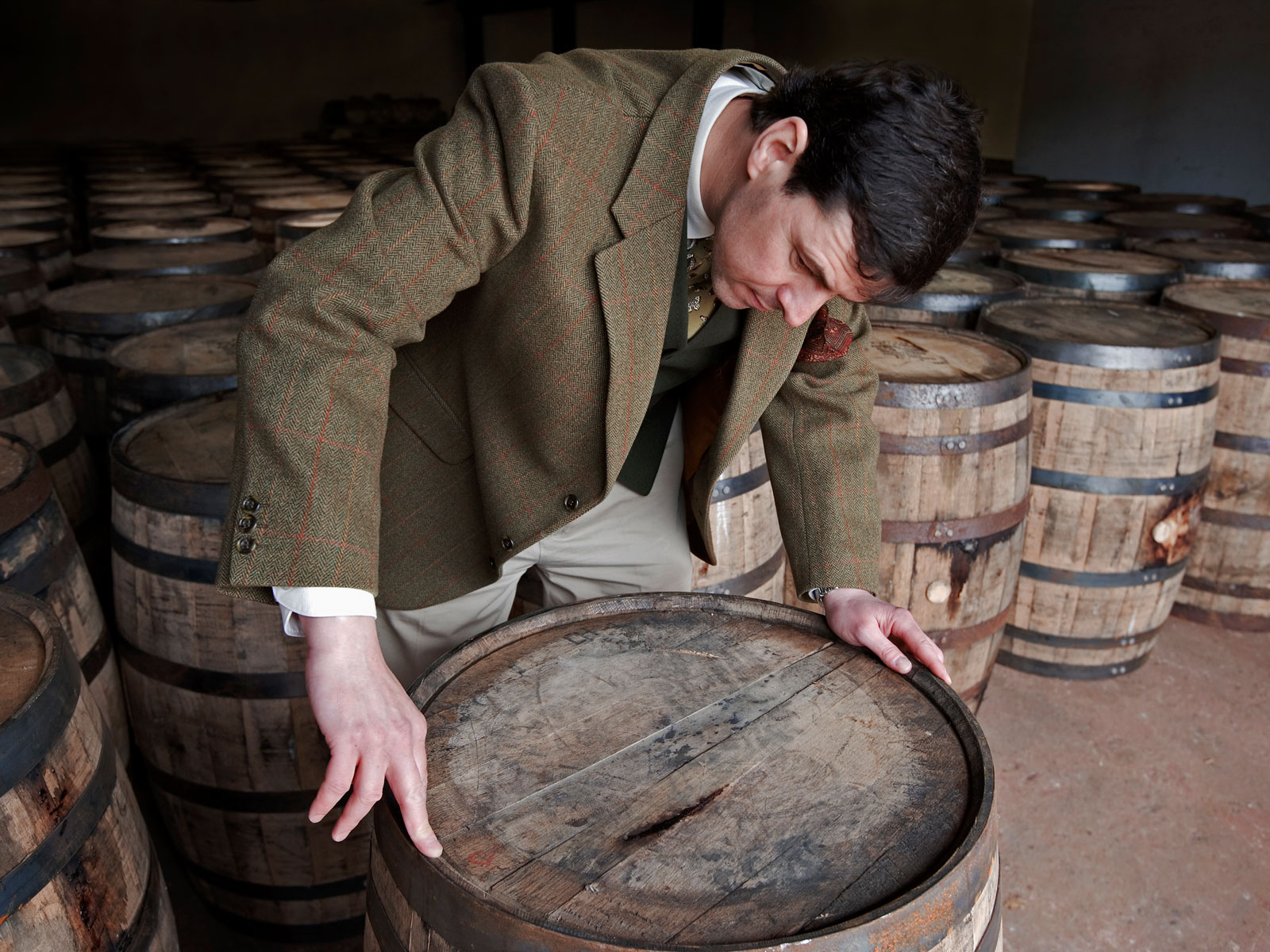 How the Mad Scientist of Scotch Created His Signature Whisky