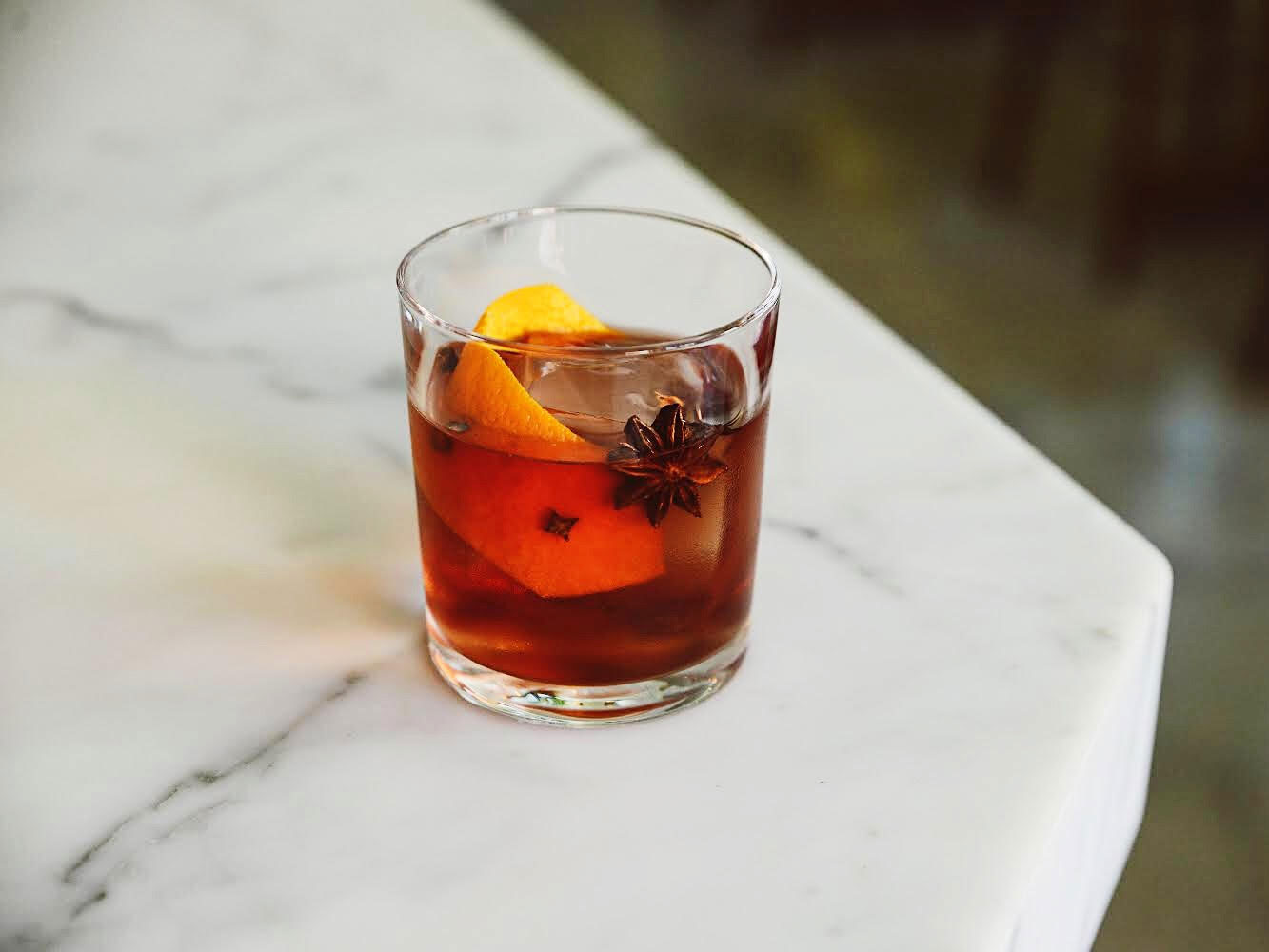 This Twist on a Classic Is the Perfect Drink for Winter Parties