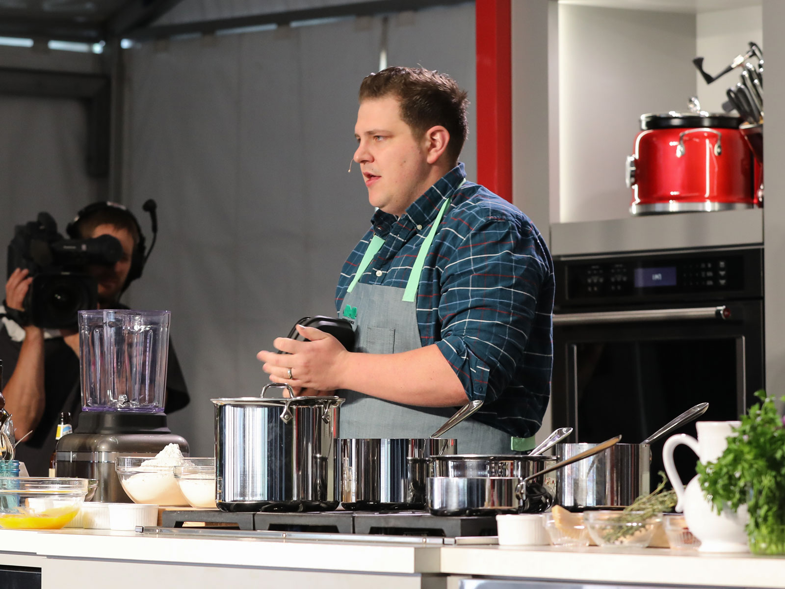 Top Chef Winner Joe Flamm Welcomes First Child, Son Luka William