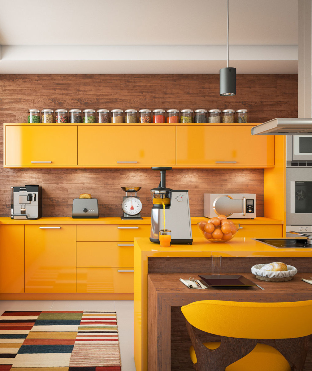 6 Kitchen Color Schemes for a Cookspace You'll Love Spending Time in