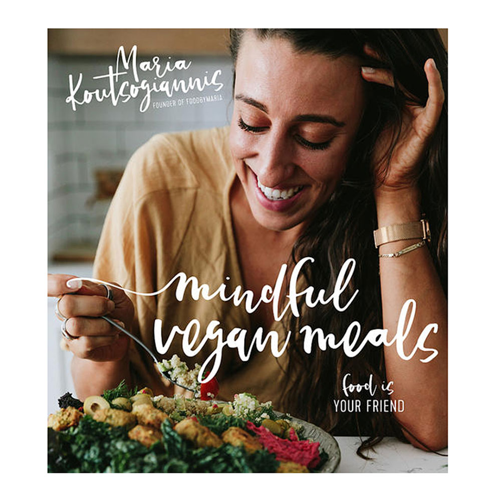 mindful vegan meals plant-based cookbook