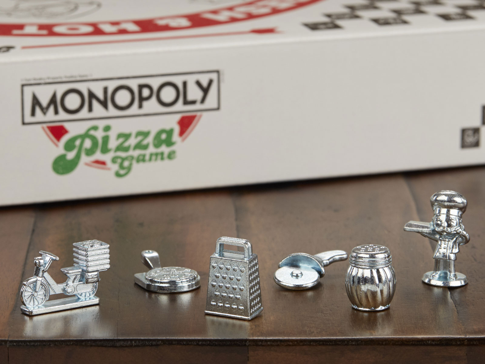 Monopoly Delivers Pizza-Themed Version of the Classic Board Game