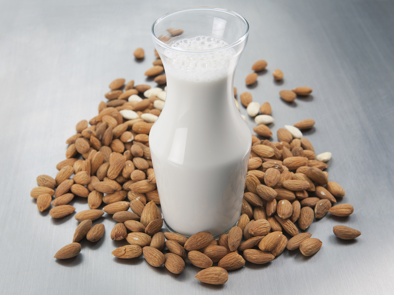 Whole Foods Tests 'Made Fresh' Almondmilk Machine