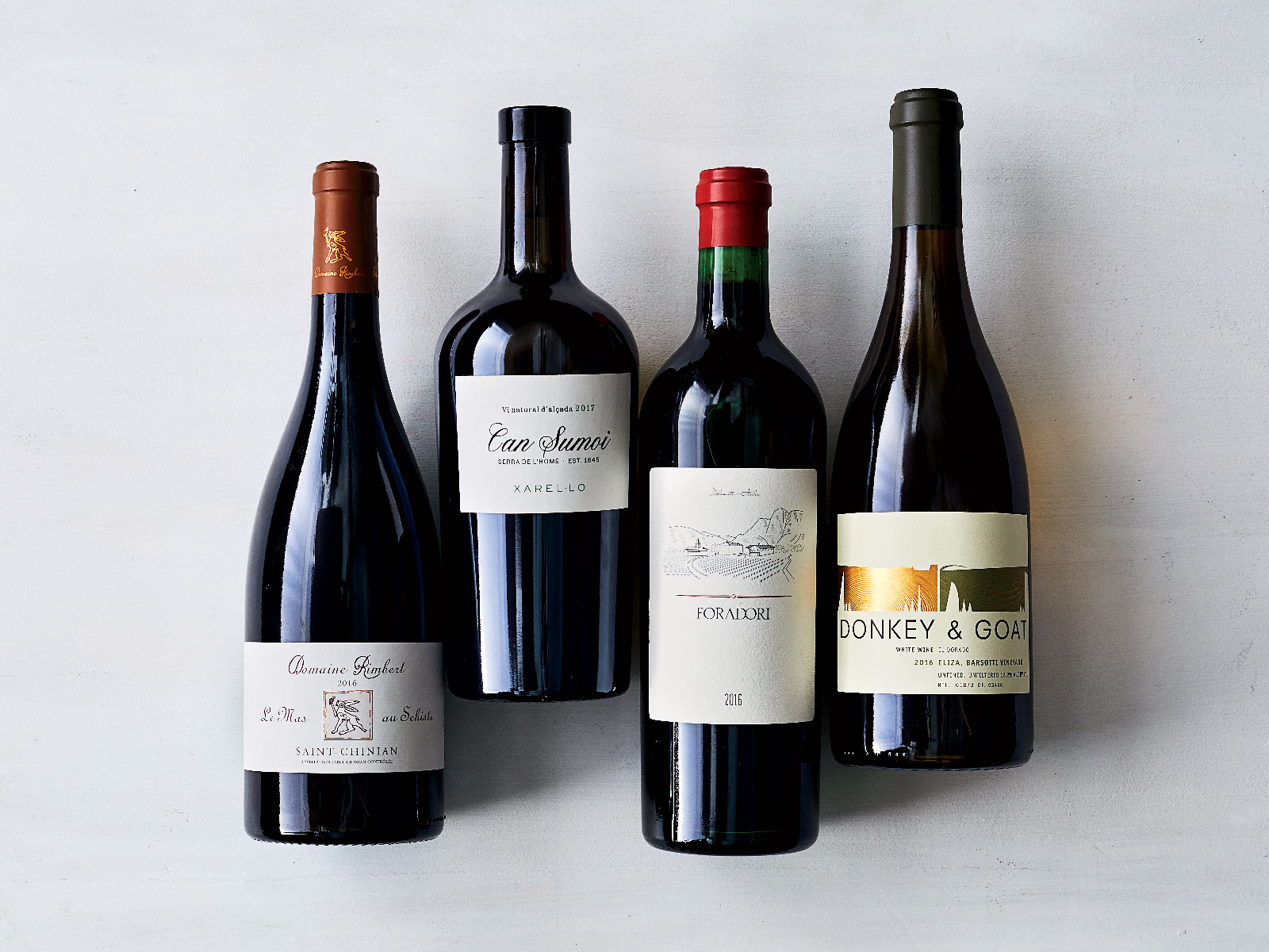 Natural and Low Intervention Wines