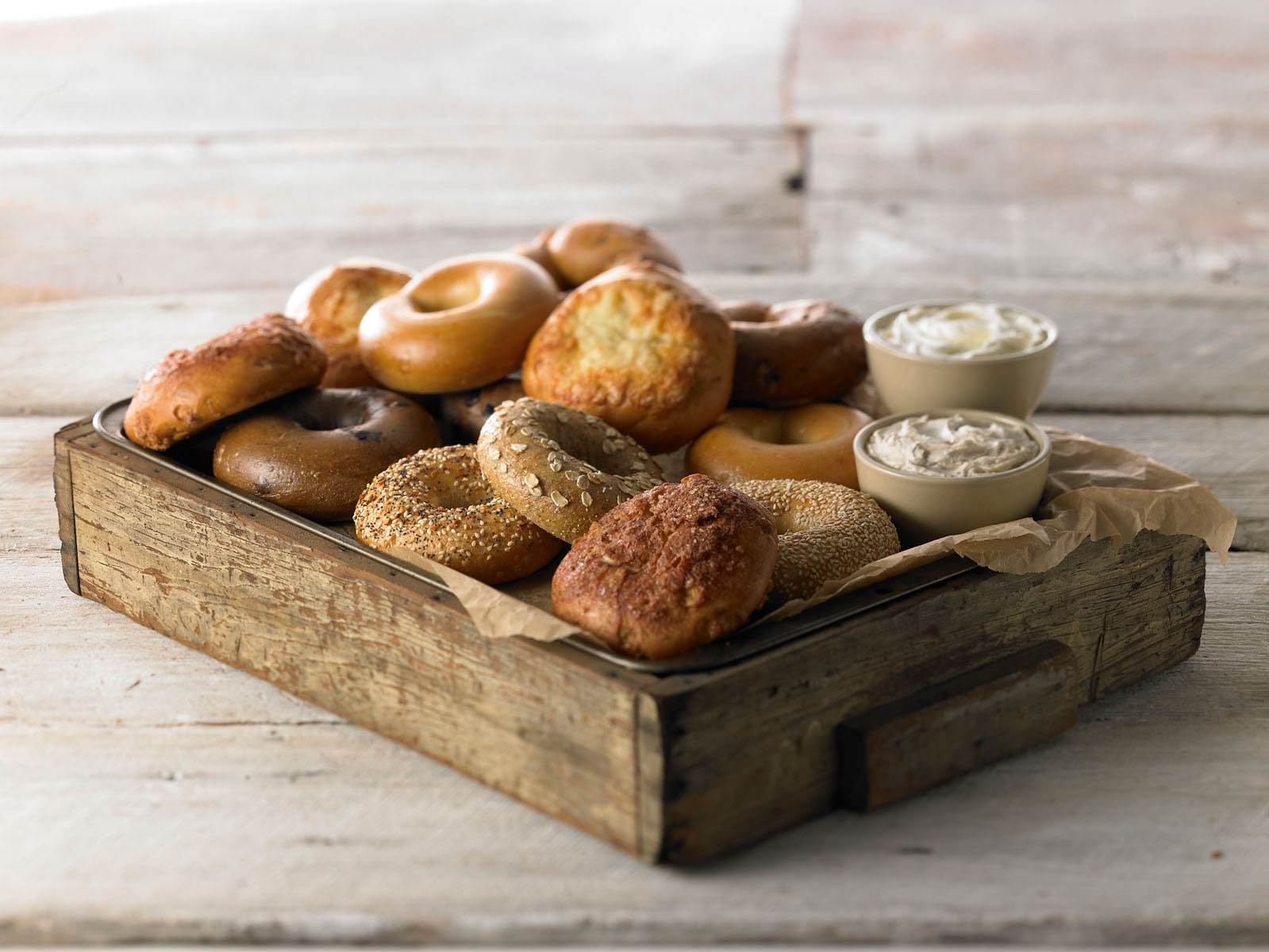 How To Get A Free Bagel From Panera Every Day For The Rest