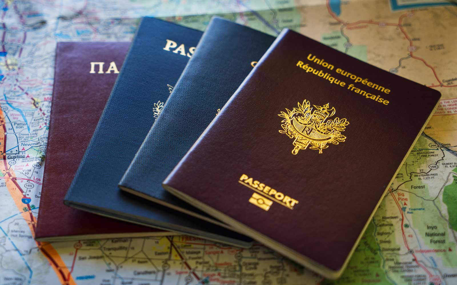 This Passport Is Now the World's Most Powerful