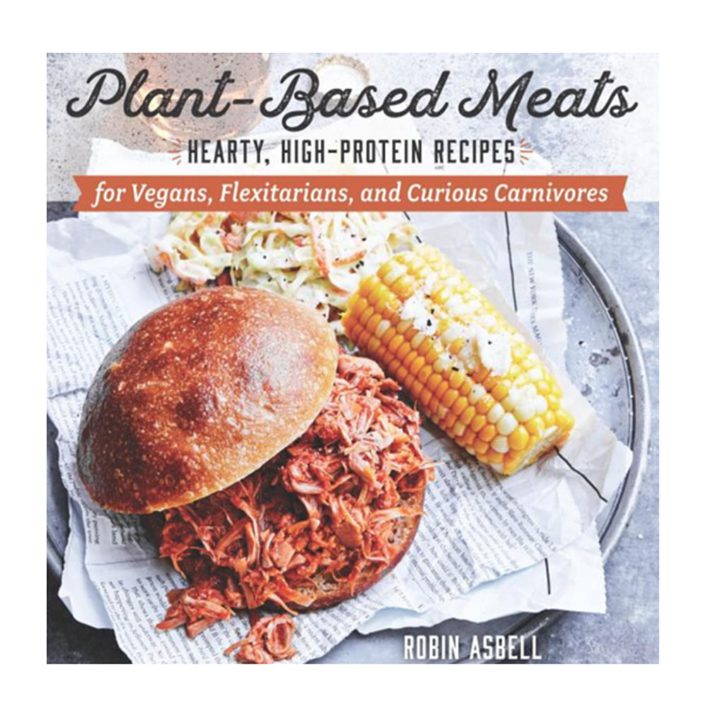 plant based meats cookbook