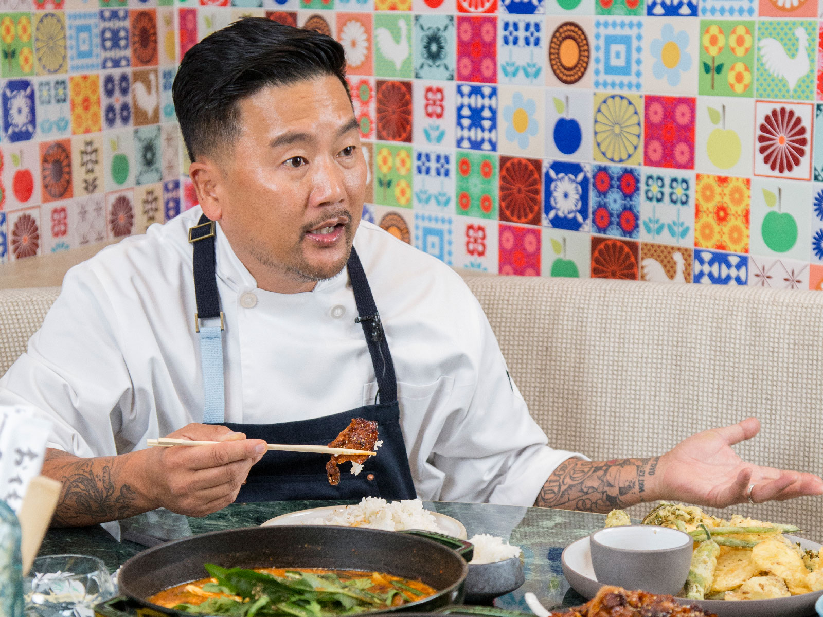 Roy Choi's First Vegas Restaurant Plays the Hits and So Much More—Here's an Inside Look