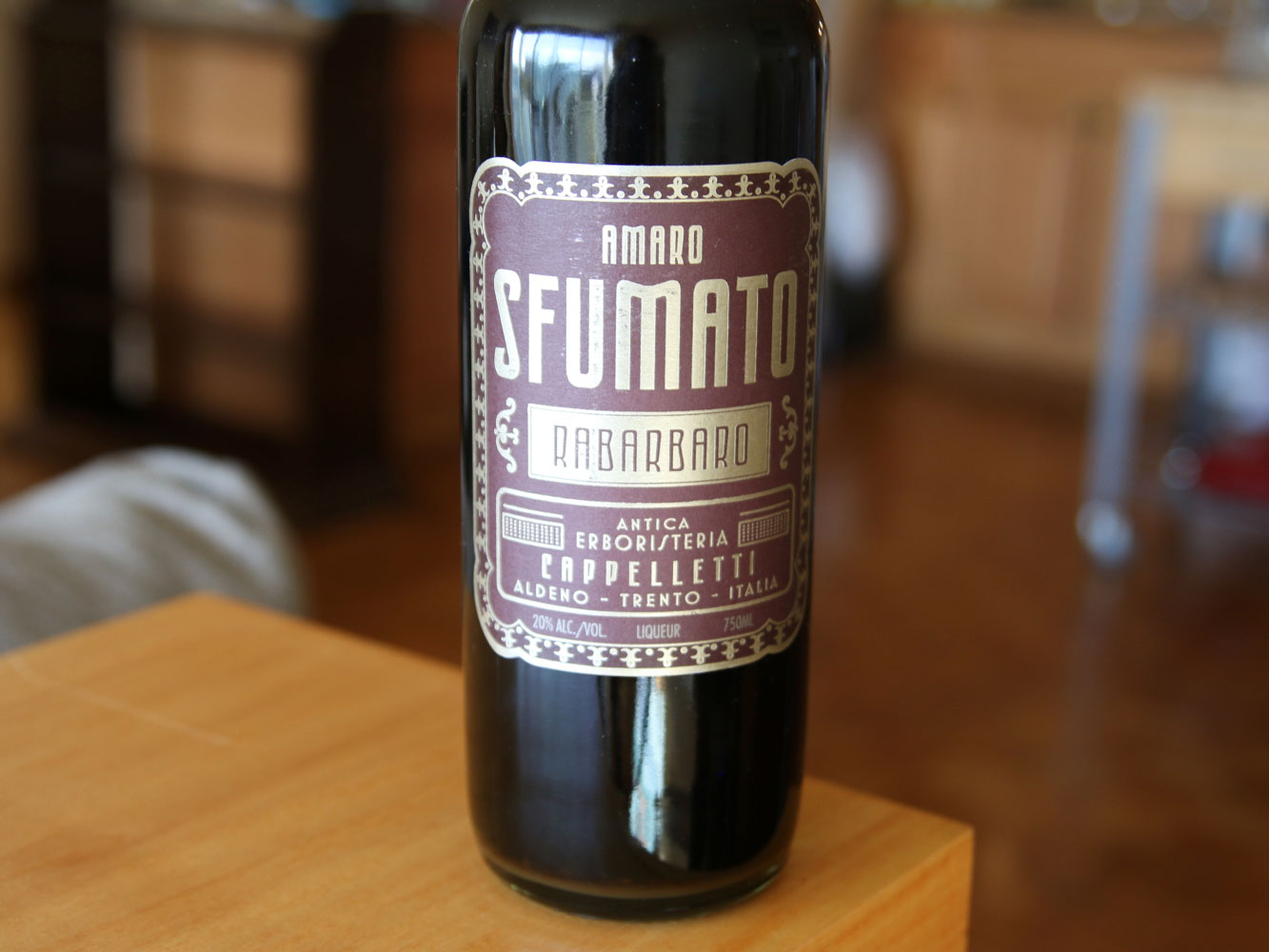 Why Sfumato Deserves a Place on Your Bar Cart