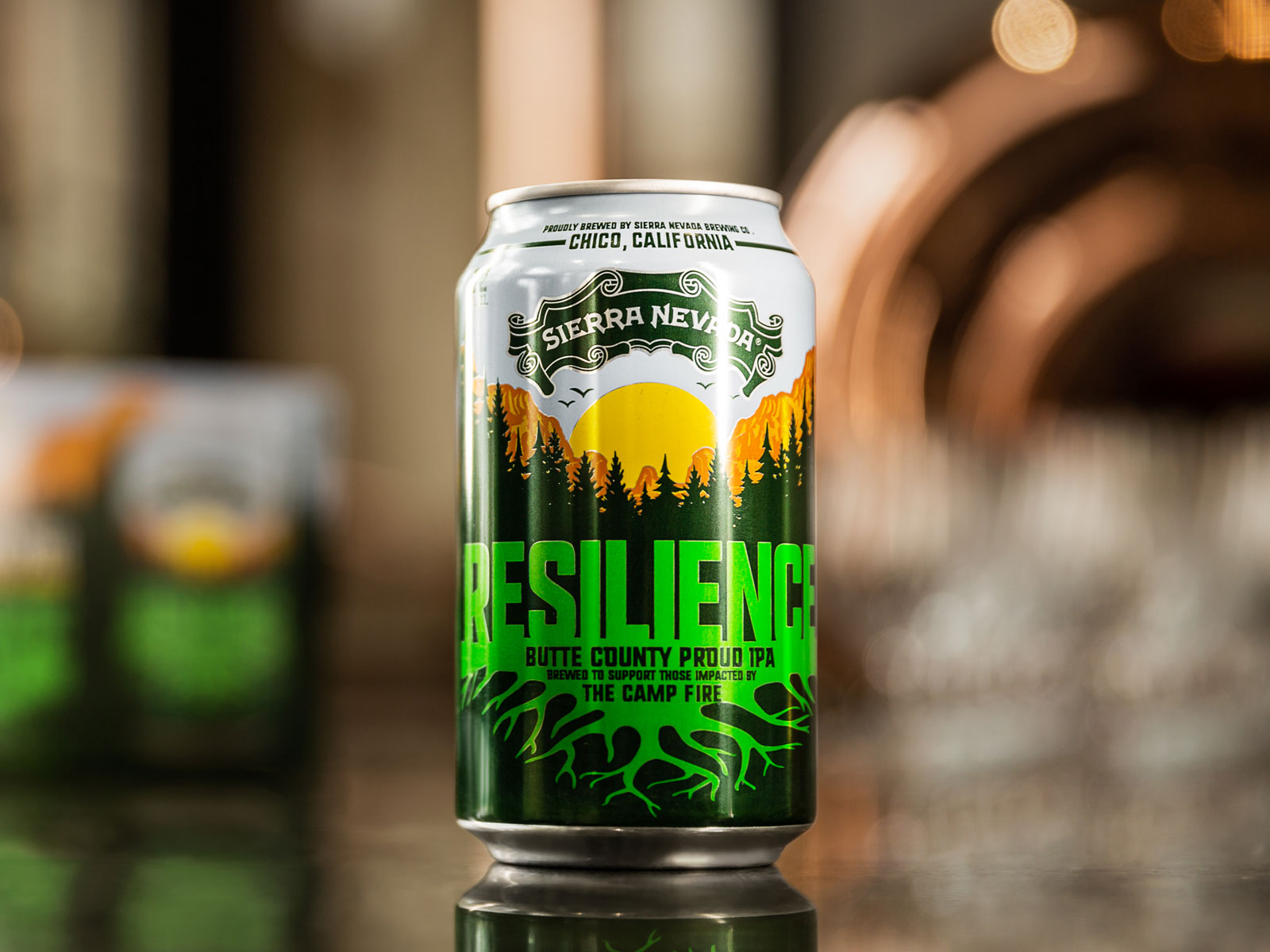Over 1,400 Breweries Will Brew Sierra Nevada's Camp Fire Charity Beer