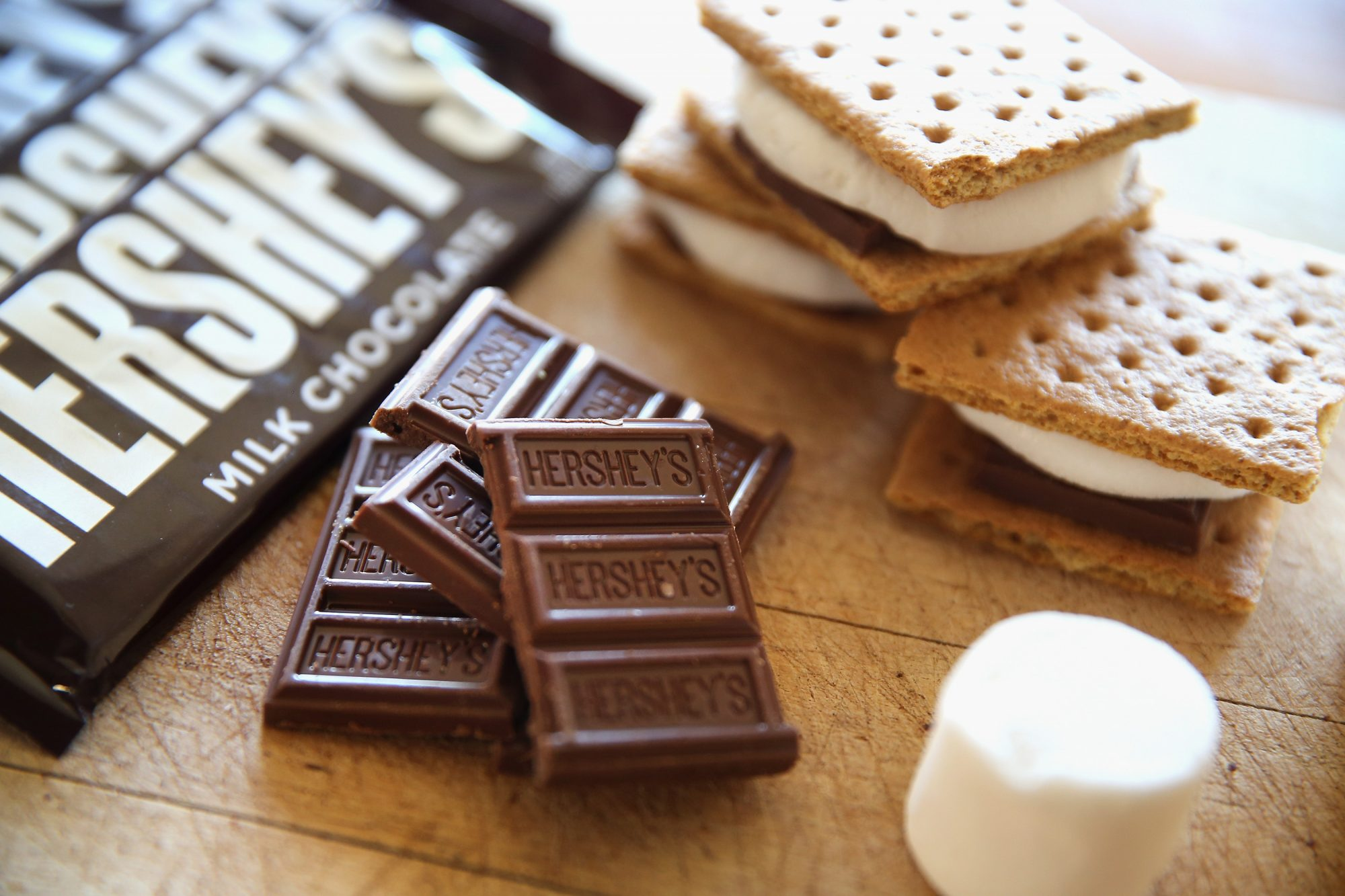 A Vermont Town Is Trying to Make the World's Largest S'more