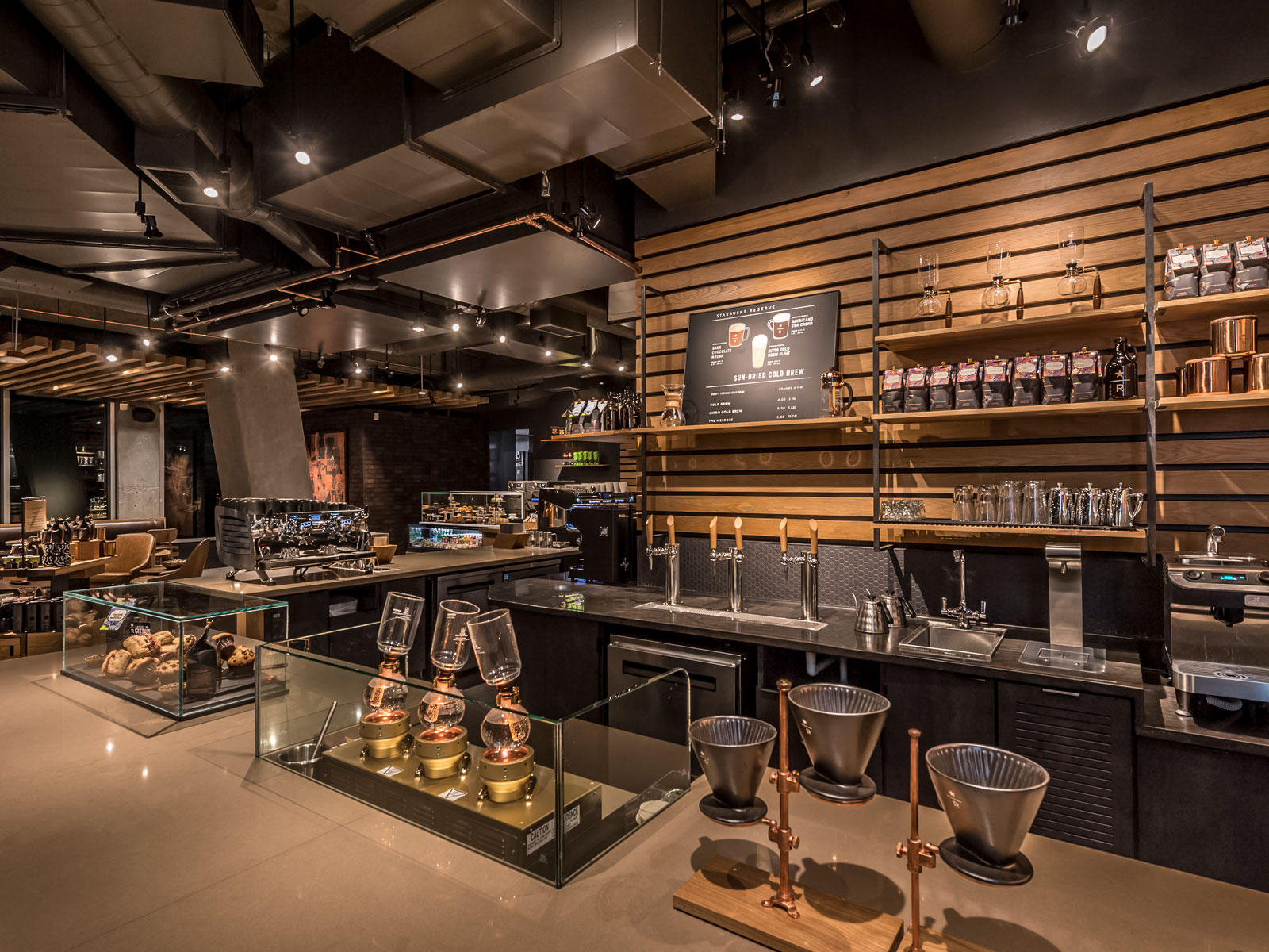 Roastery Reserve Bar Regular Starbucks What S The