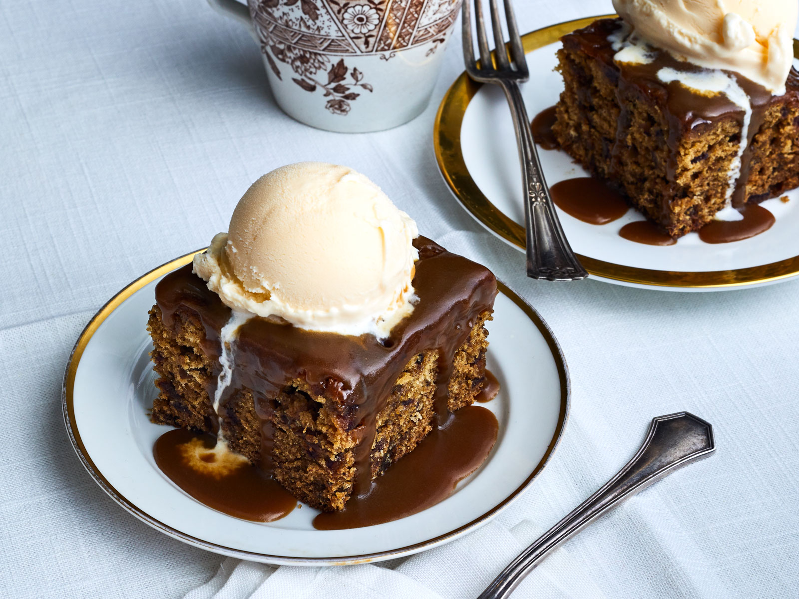 Sticky Toffee and Ea