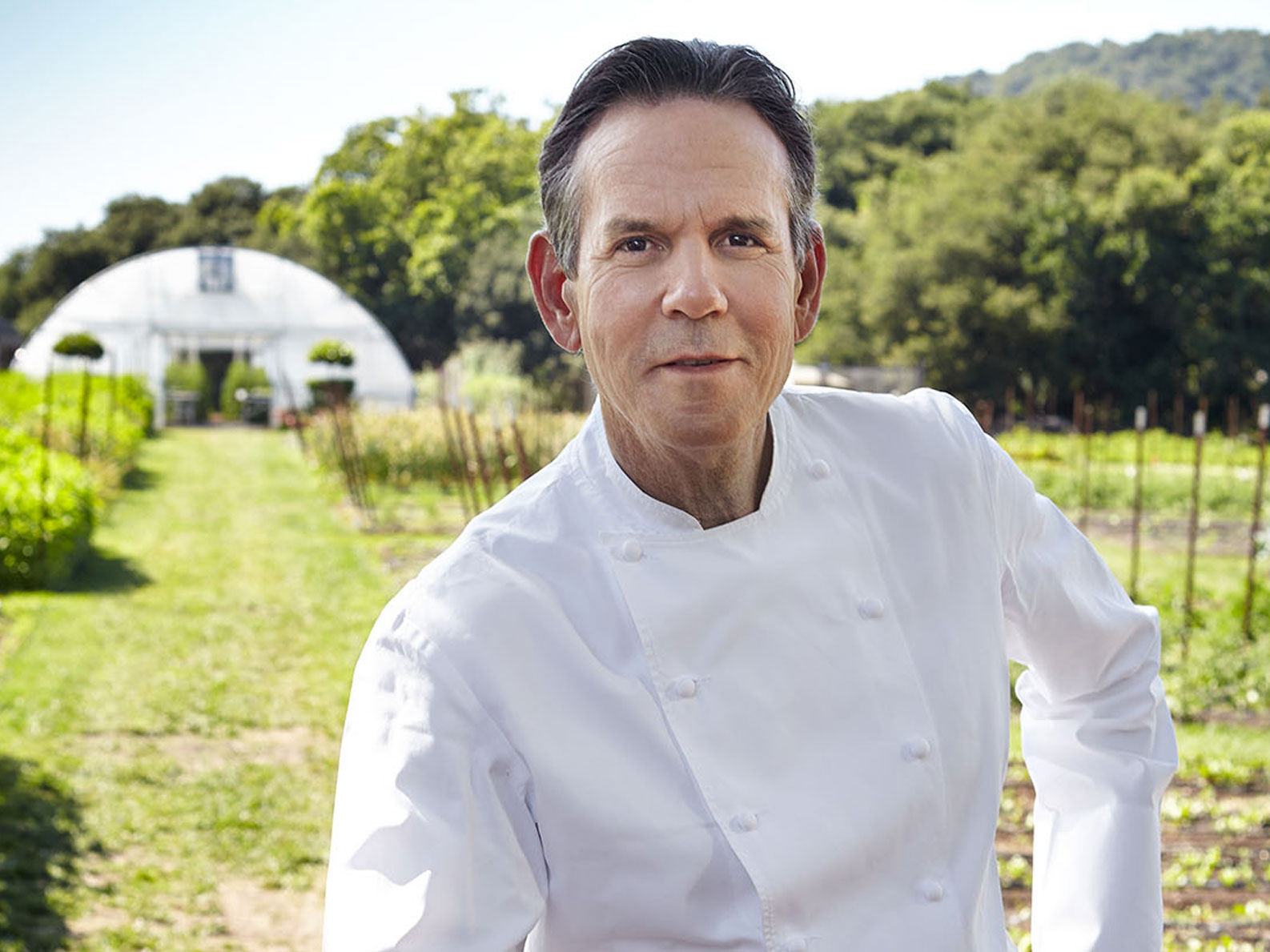 Thomas Keller Inducted into the California Hall of Fame